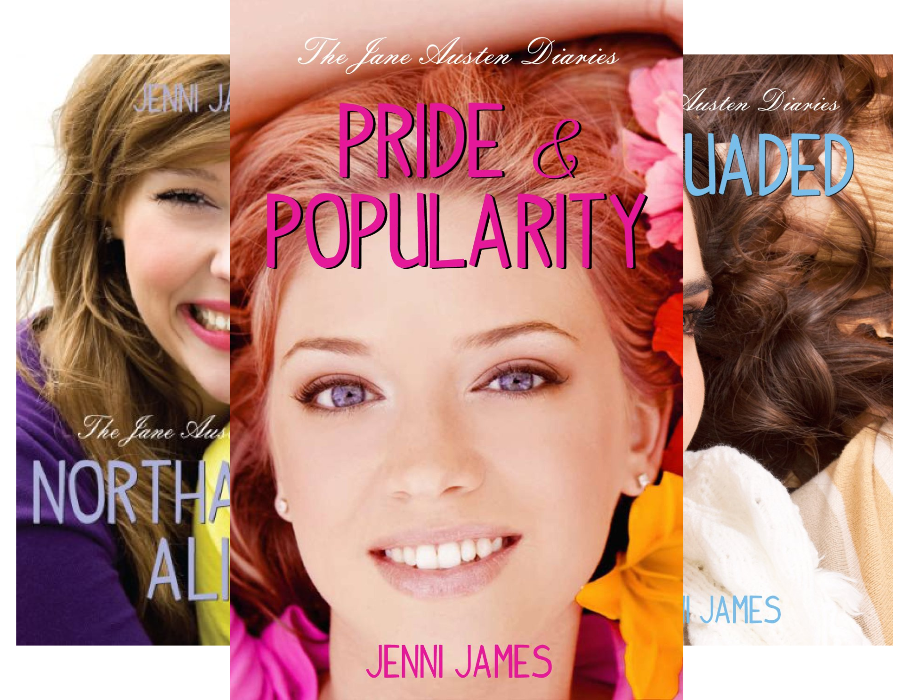 The Jane Austen Diaries (6 Book Series)