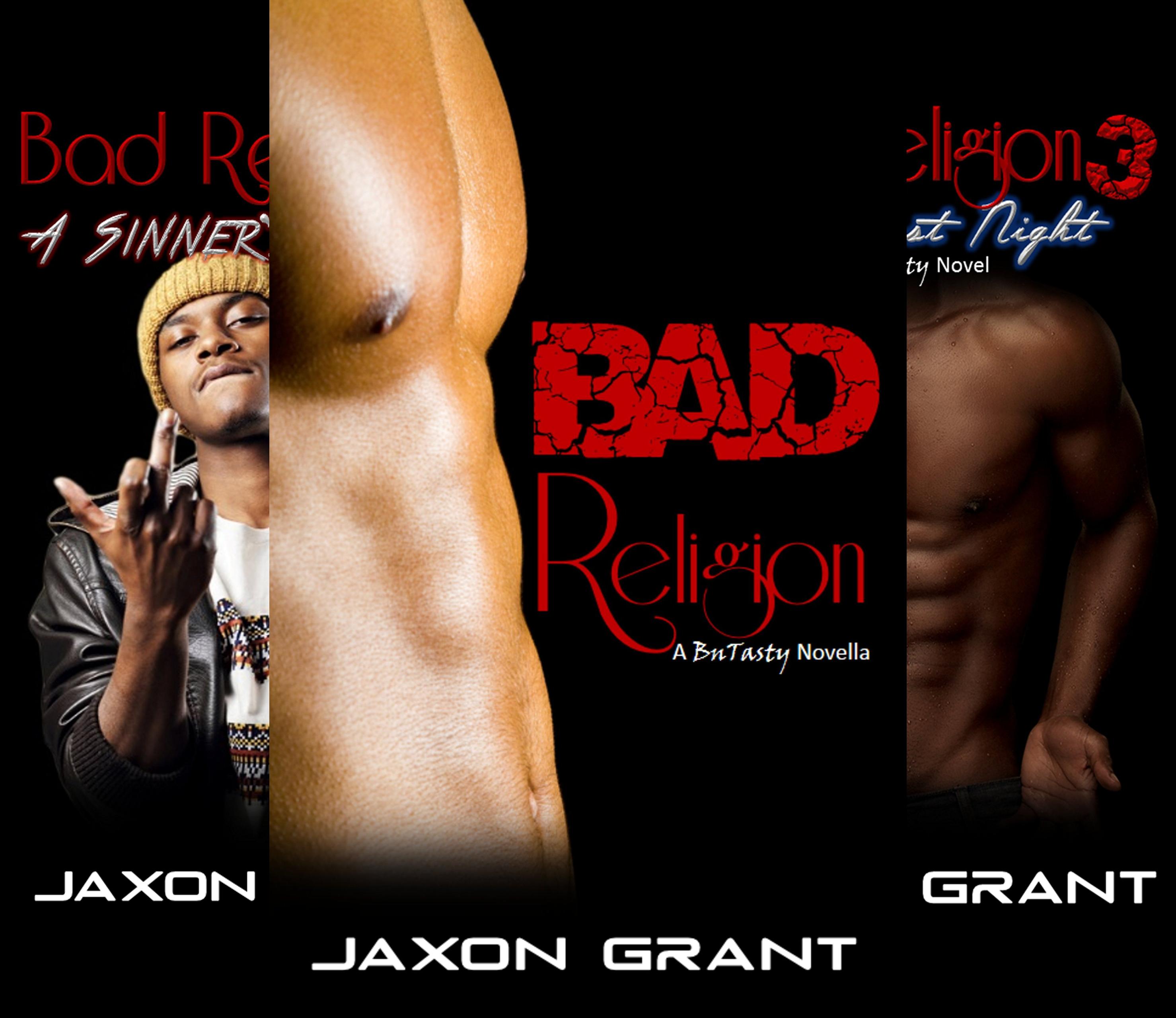 Bad Religion (3 Book Series)