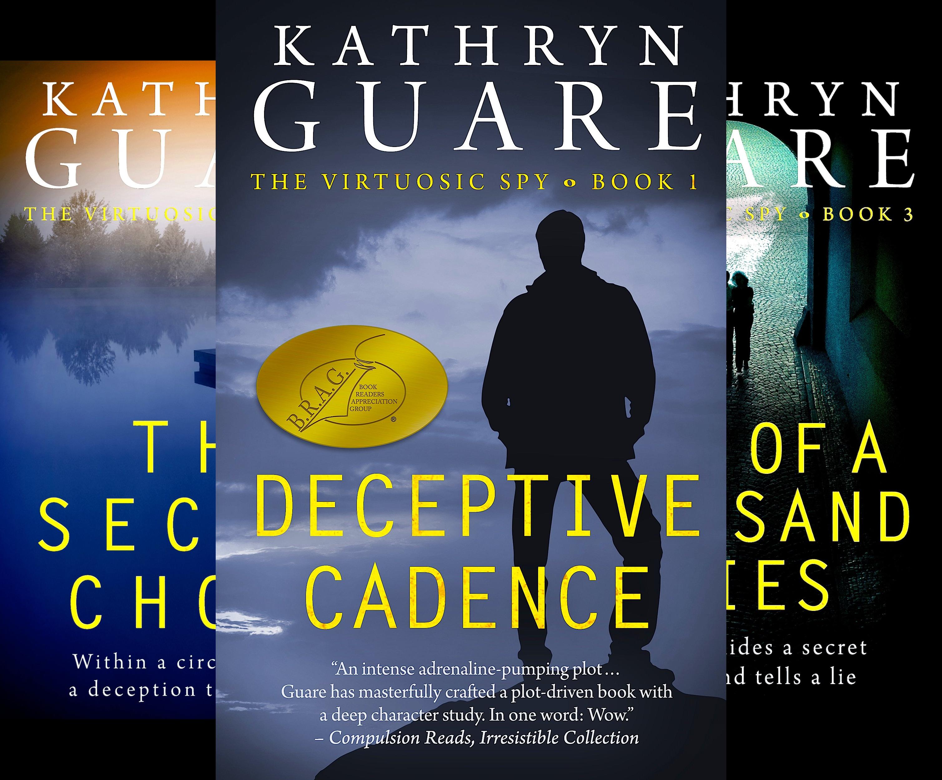 The Virtuosic Spy (3 Book Series)