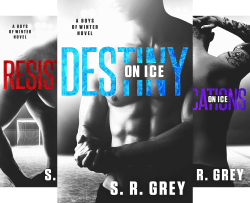 Boys of Winter (3 Book Series) by  S.R. Grey