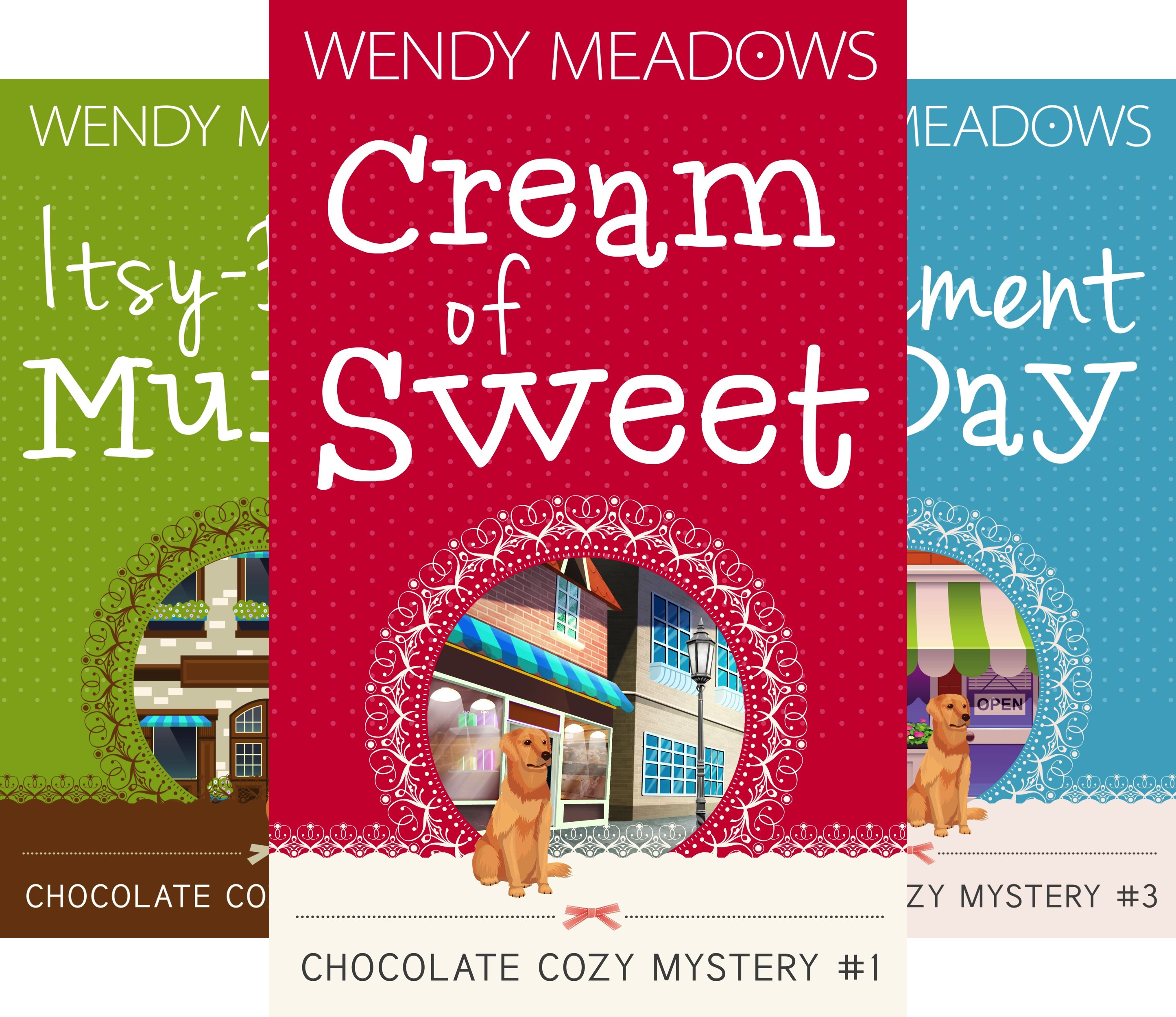 Chocolate Cozy Mystery (3 Book Series)