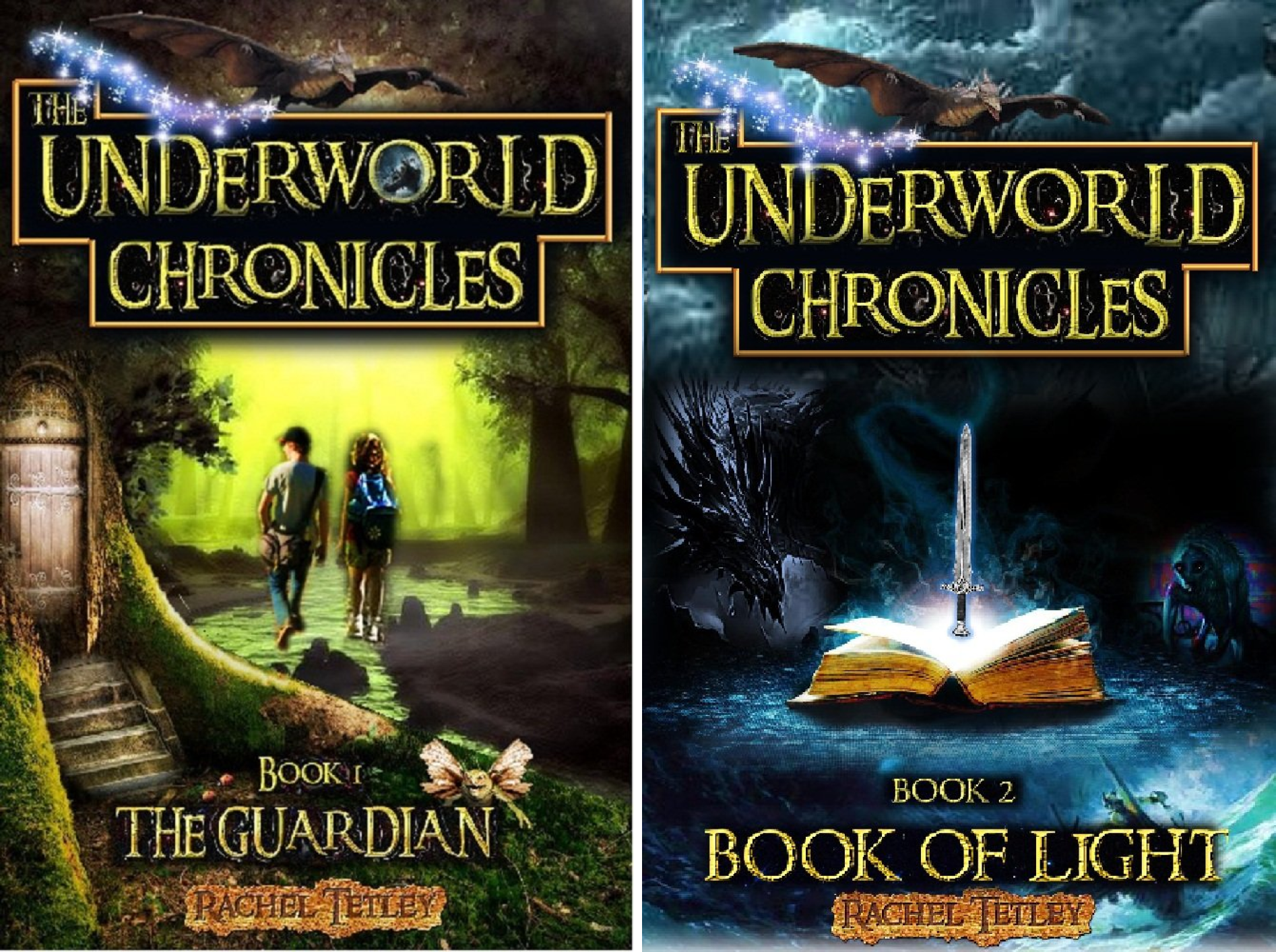 The Underworld Chronicles (2 Book Series)