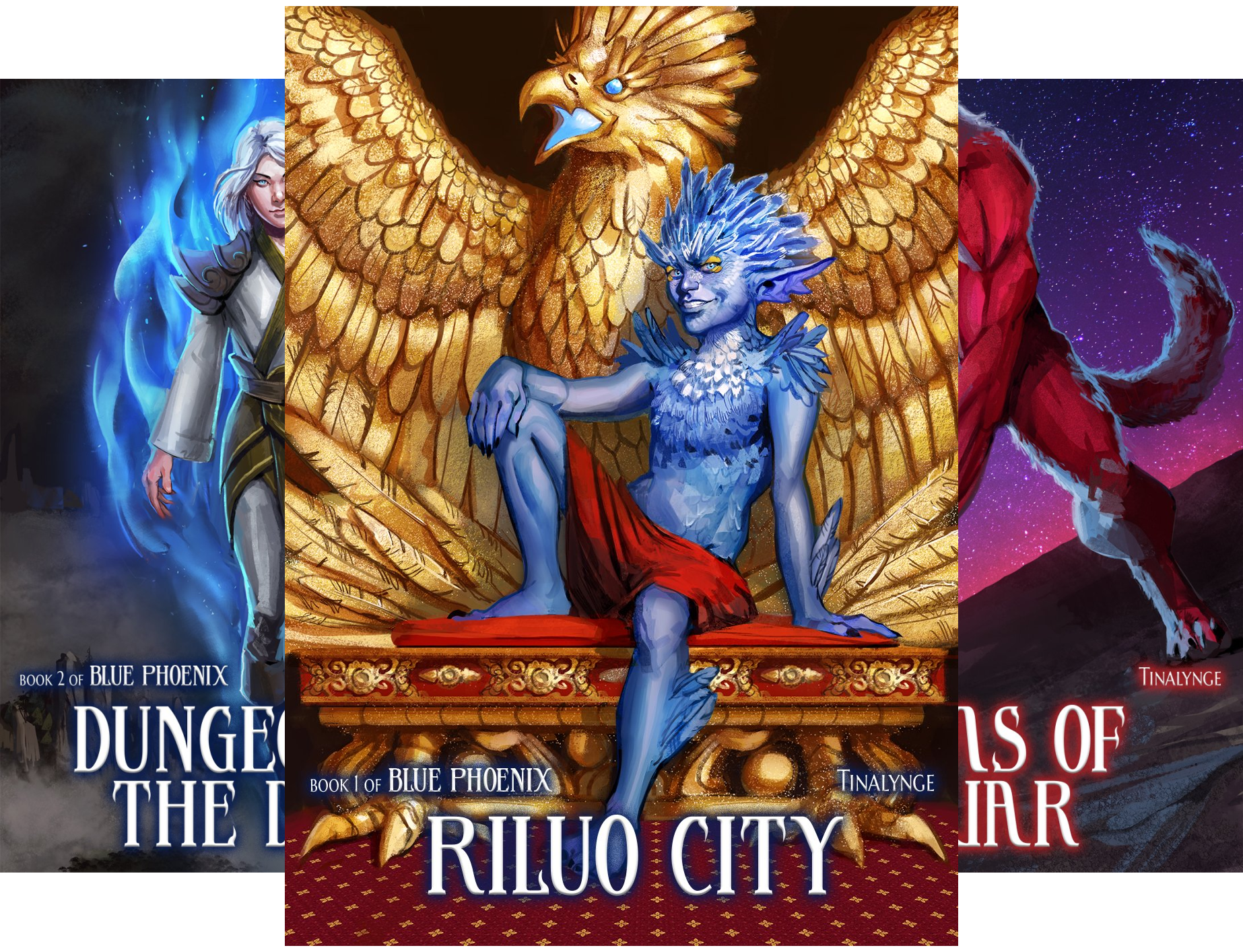 Blue Phoenix (5 Book Series)