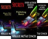 Career Author Secrets (3 Book Series)