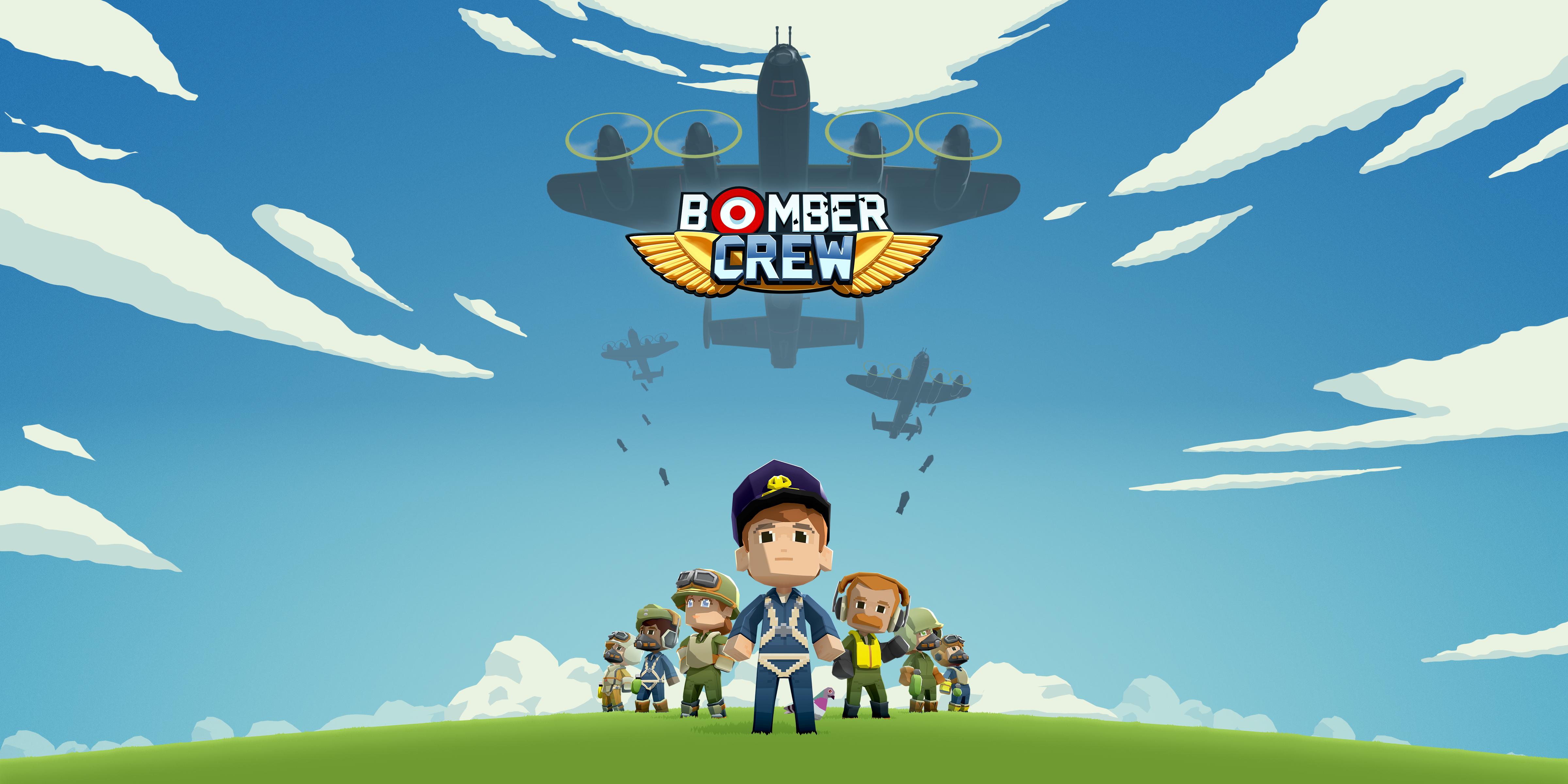 Pack Bomber (Bomber Crew - Skin Pack [Online Game Code])