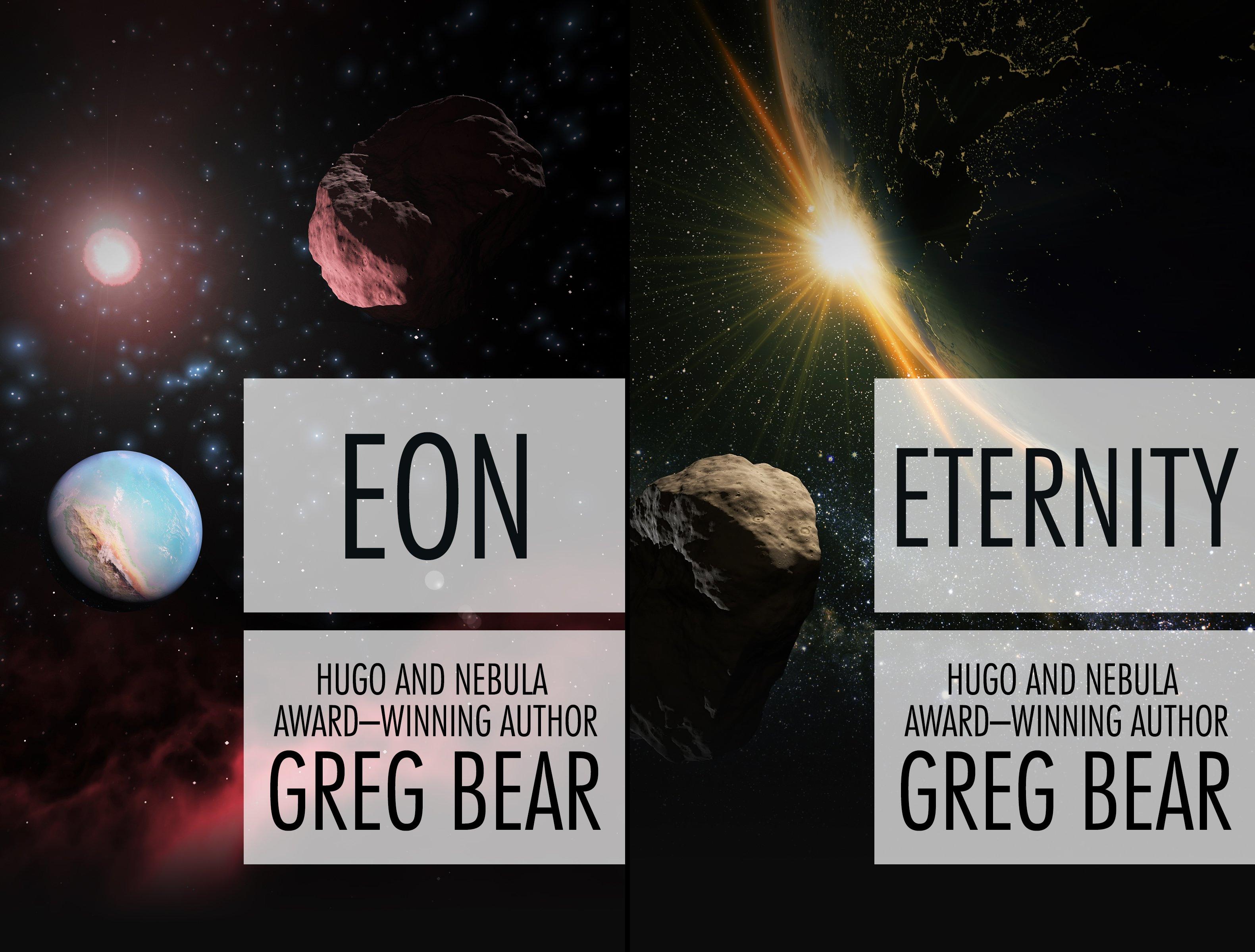 Eon (2 Book Series)