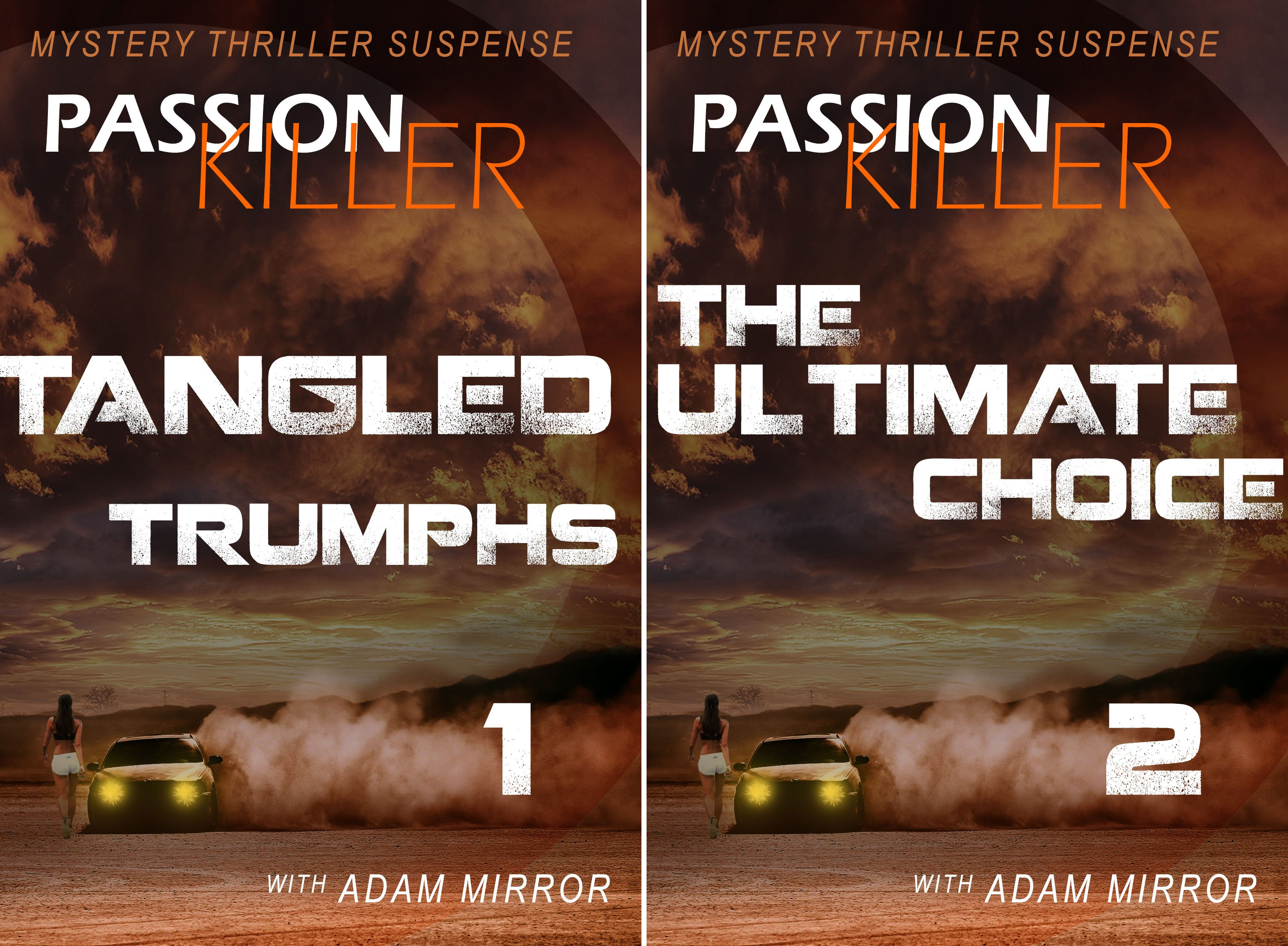 Passion Killer (2 Book Series)