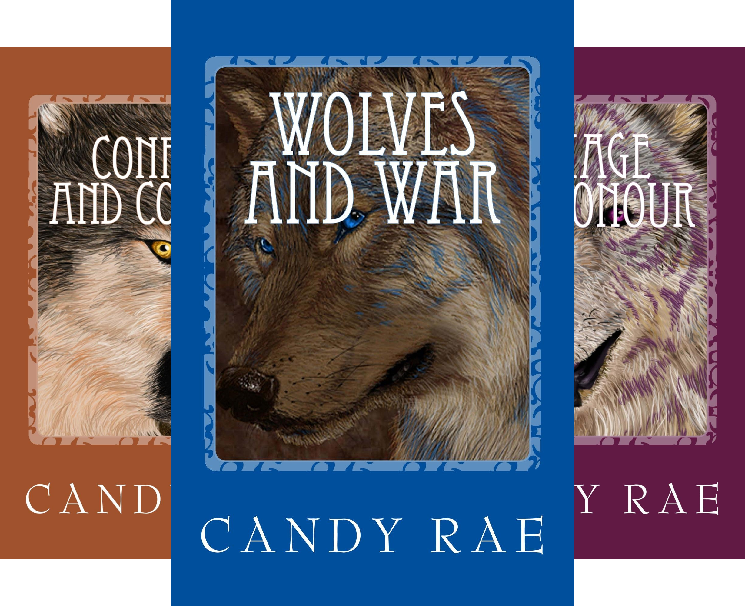 Planet Wolf (7 Book Series)