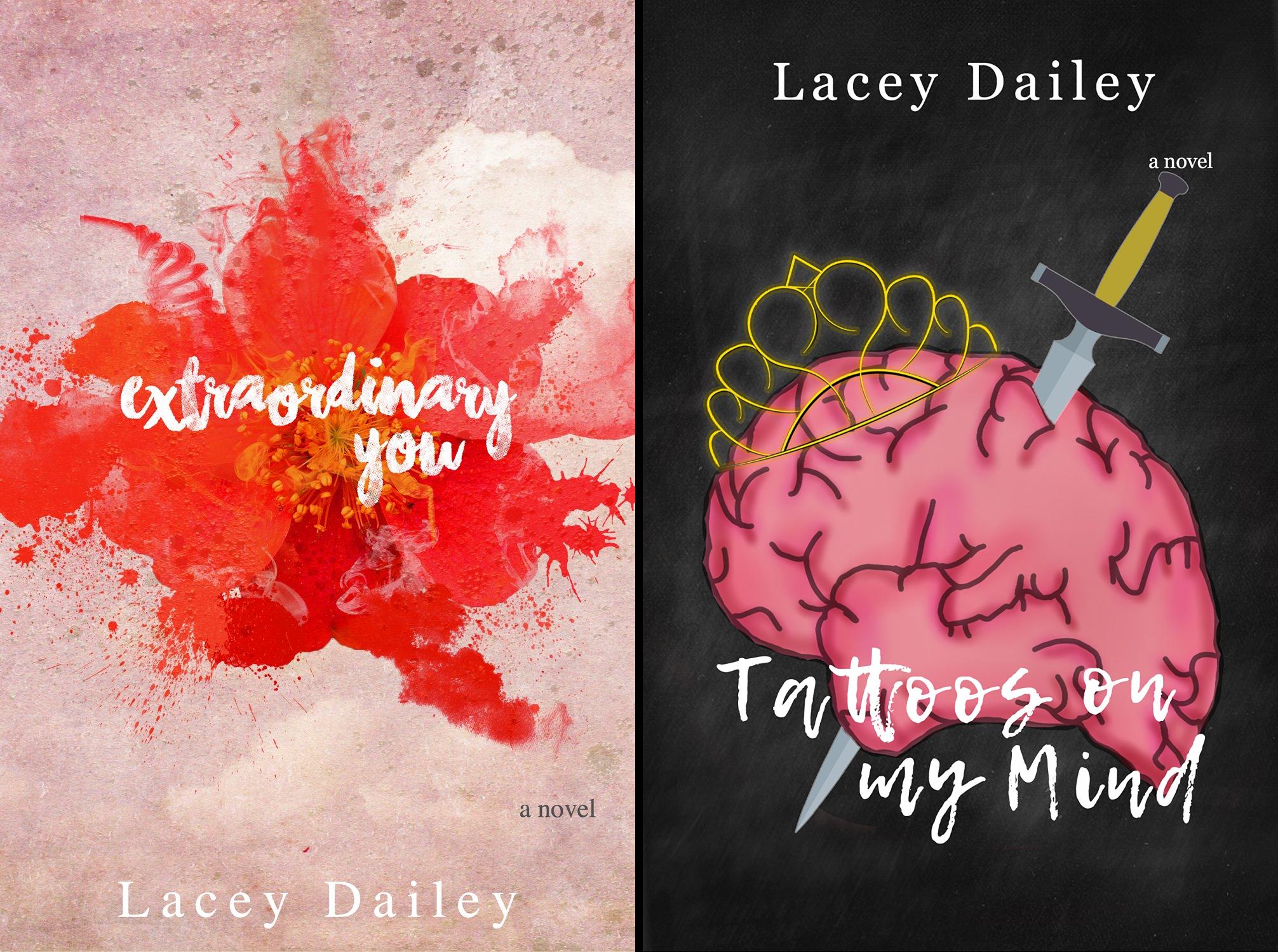 Extraordinary Series (2 Book Series)