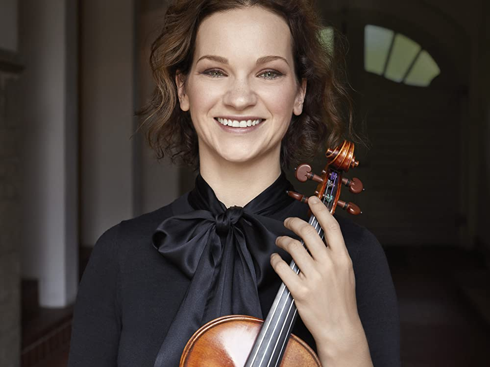 Hilary Hahn on Amazon Music Hilary Hahn Instagram