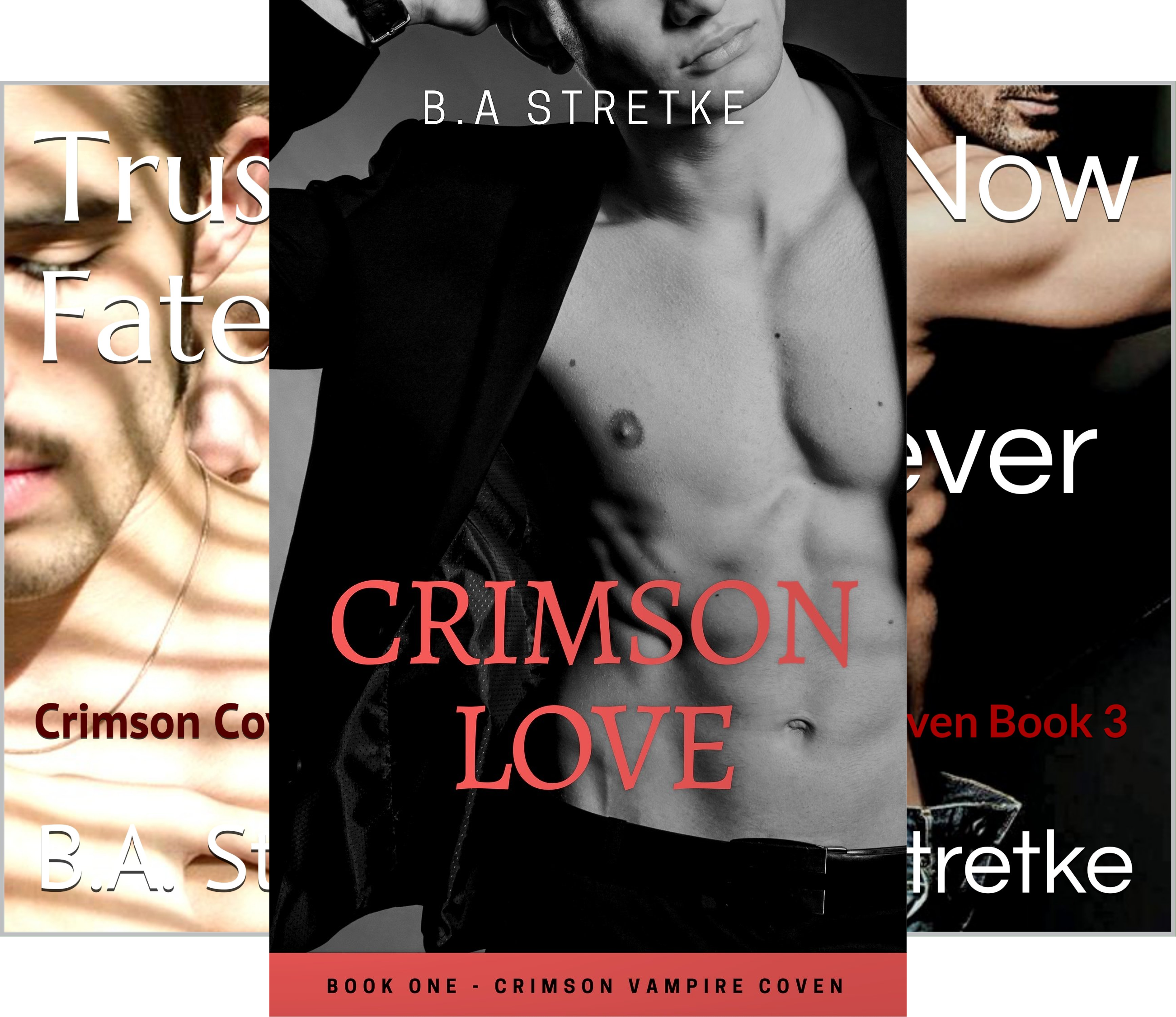 The Crimson Coven (11 Book Series)
