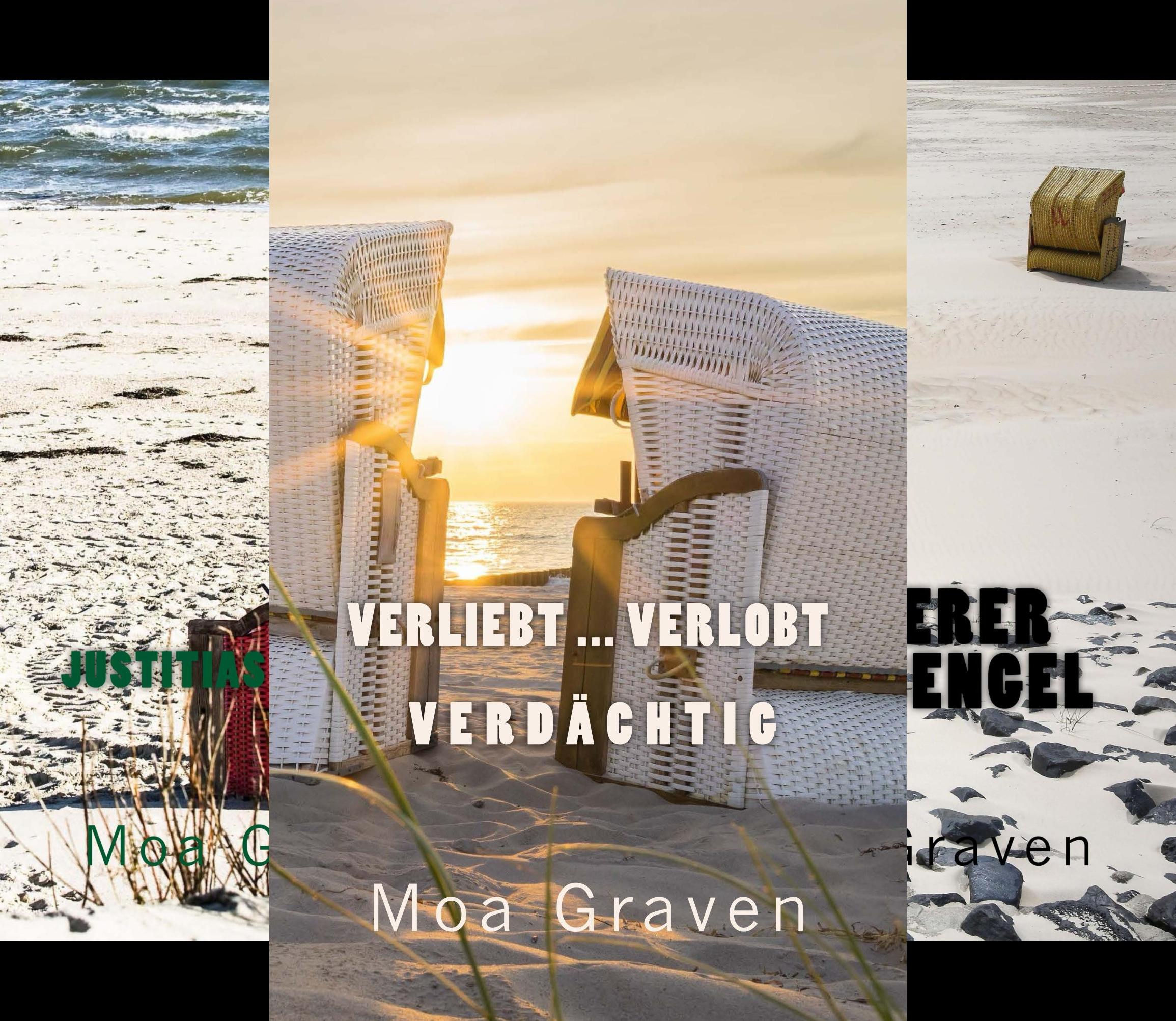Eva Sturm ermittelt (Reihe in 12 Bänden)