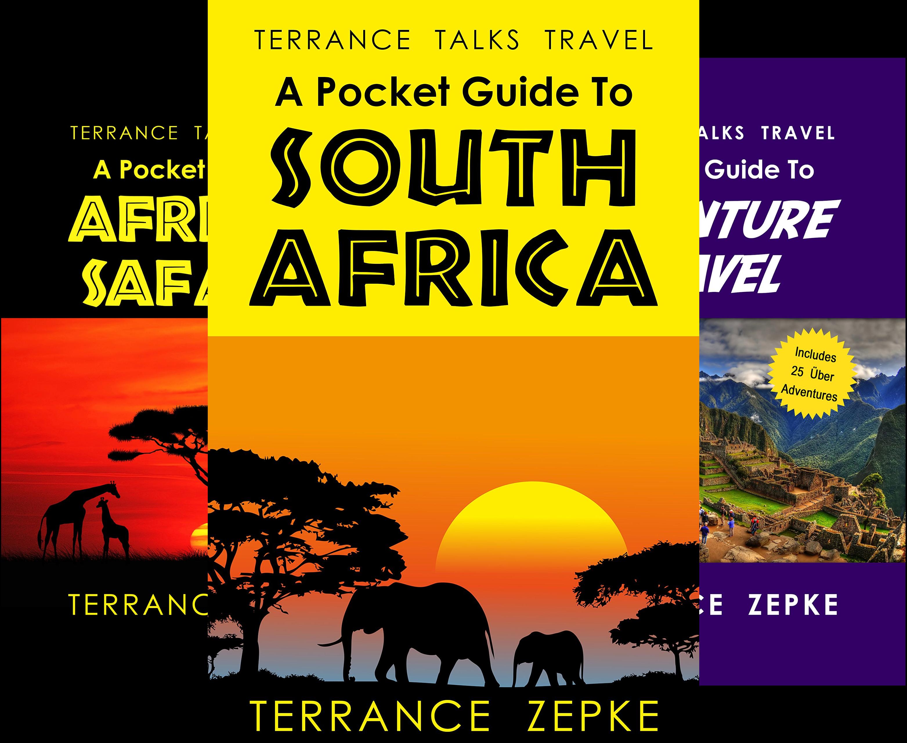 Terrance Talks Travel (7 Book Series)