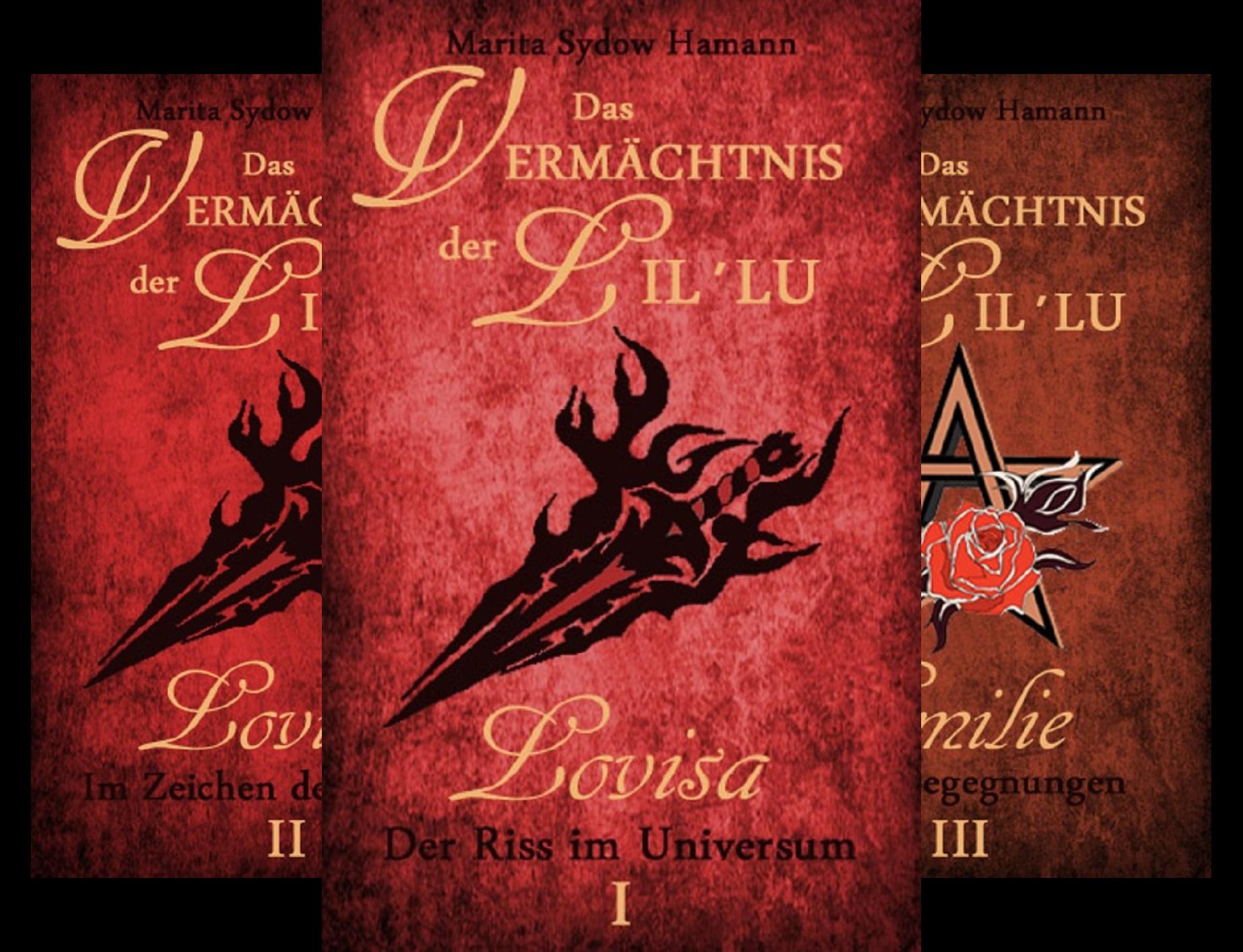 Das Vermächtnis der Lil`Lu (Reihe in 5 Bänden)