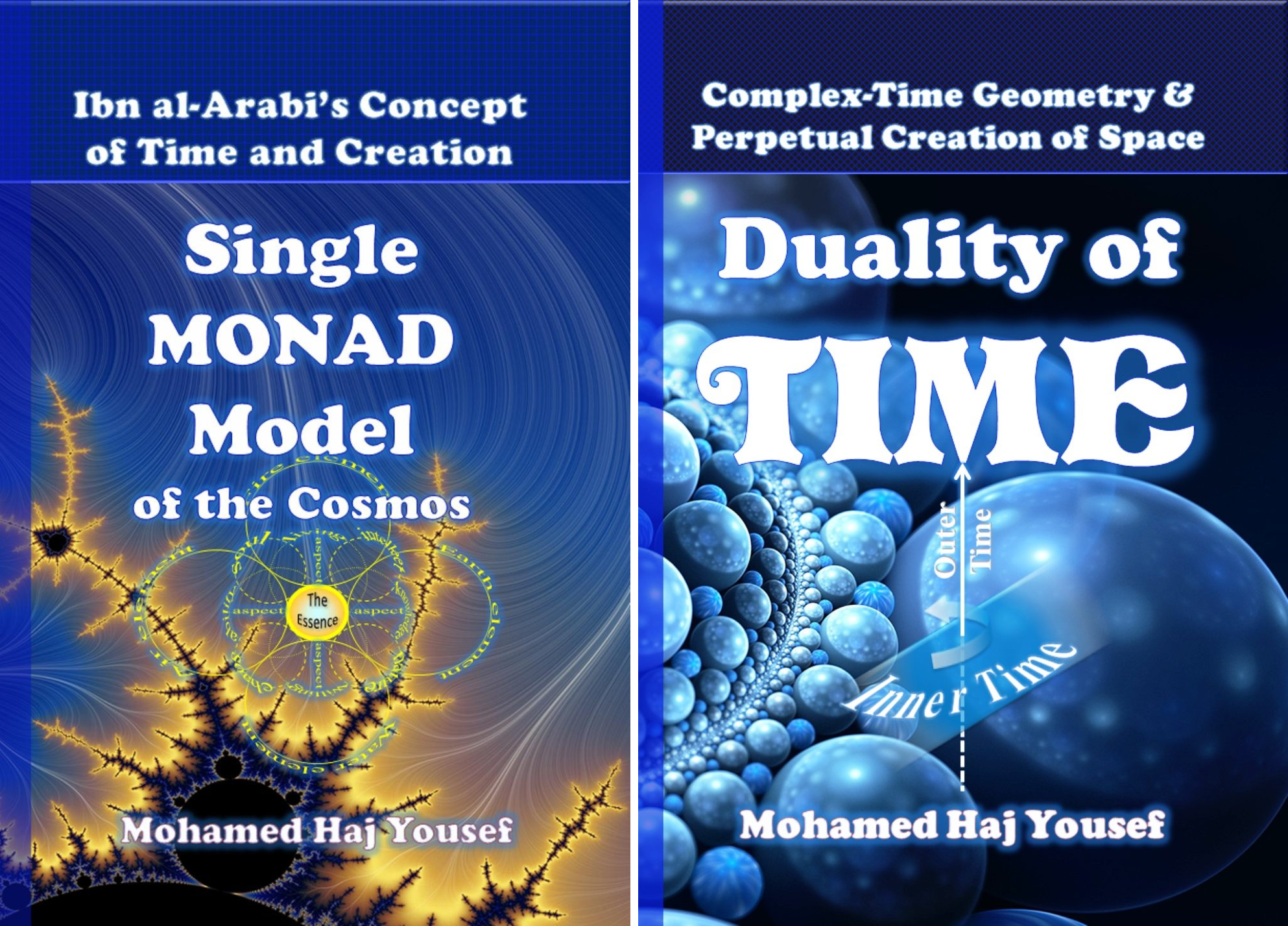 The Single Monad Model of The Cosmos (2 Book Series)