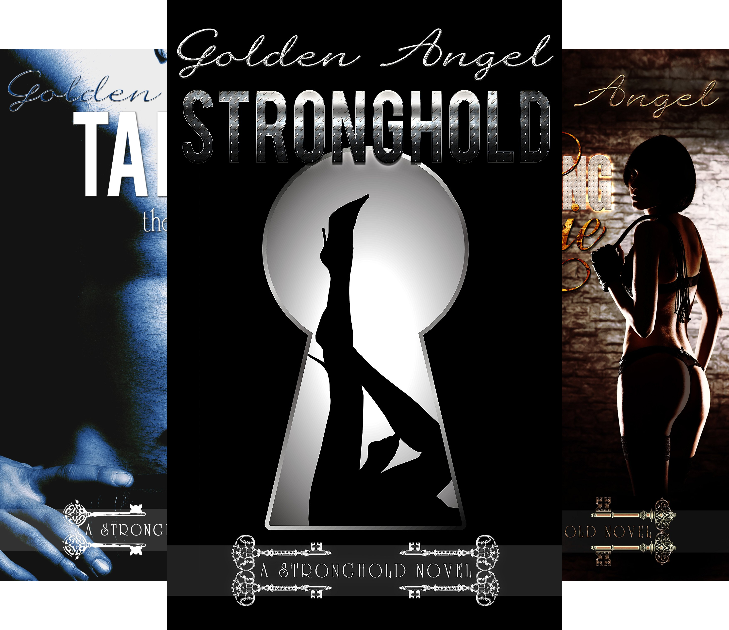 Stronghold (6 Book Series)