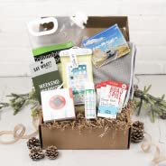 Camp Life Crate Camping Themed Quarterly Subscription Box