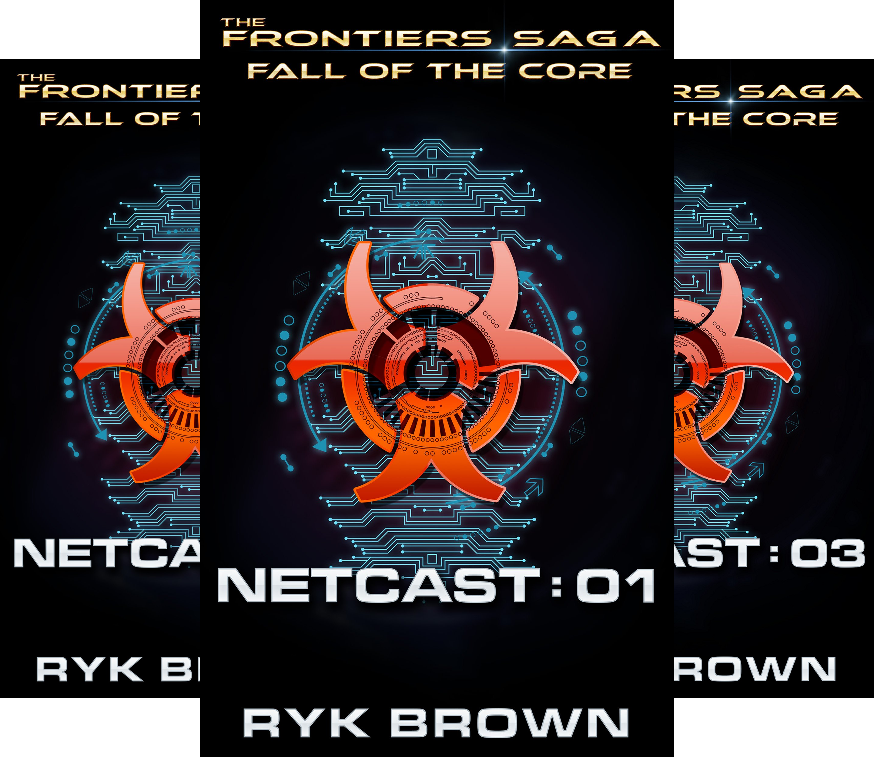 The Frontiers Saga (3 Book Series)