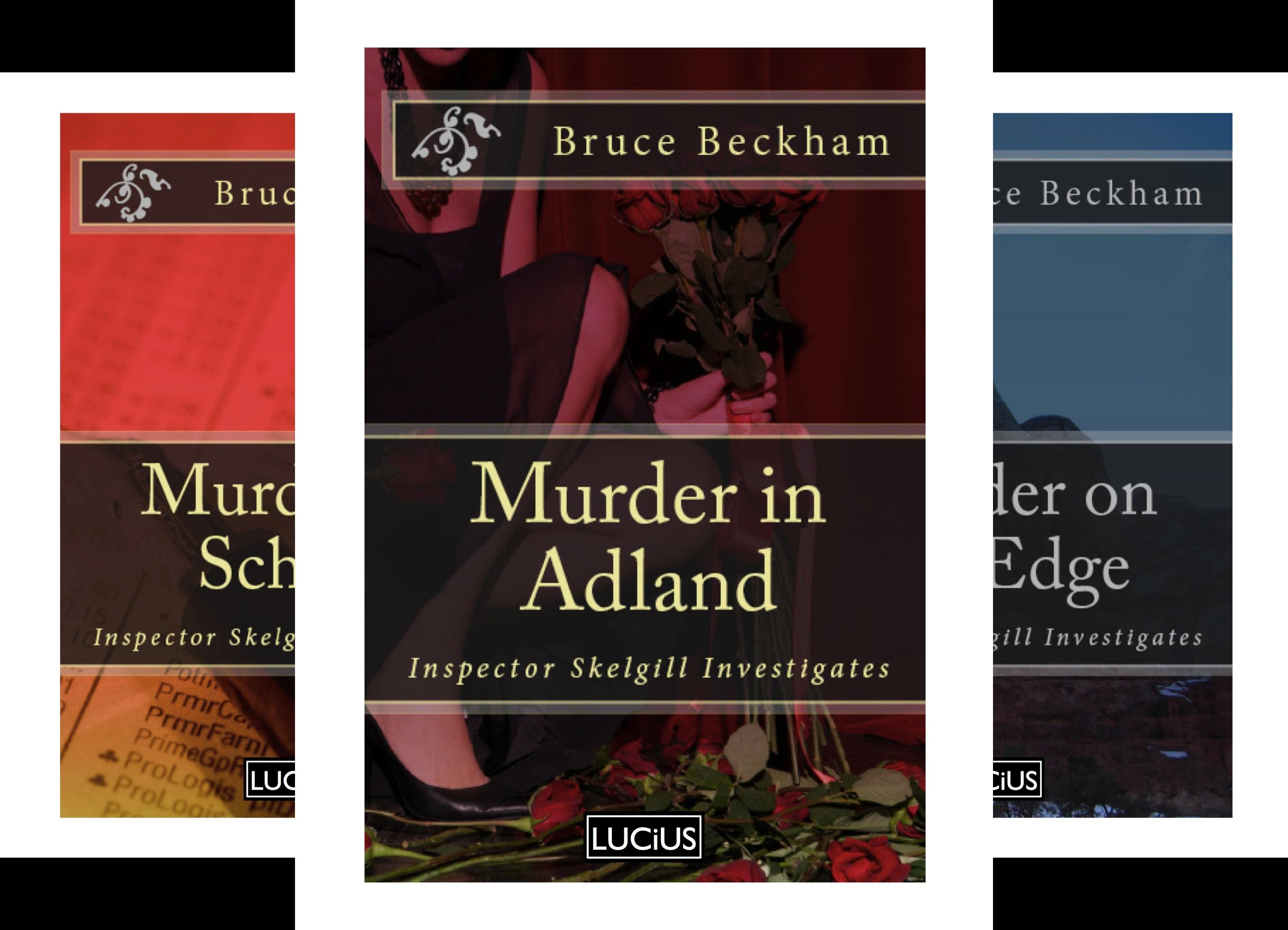 Detective Inspector Skelgill Investigates (9 Book Series)