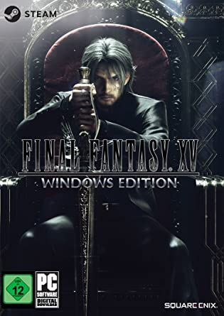 Final Fantasy 15 Königswaffen Karte.Final Fantasy Xv Windows Edition Pc Code Steam Amazon De Games
