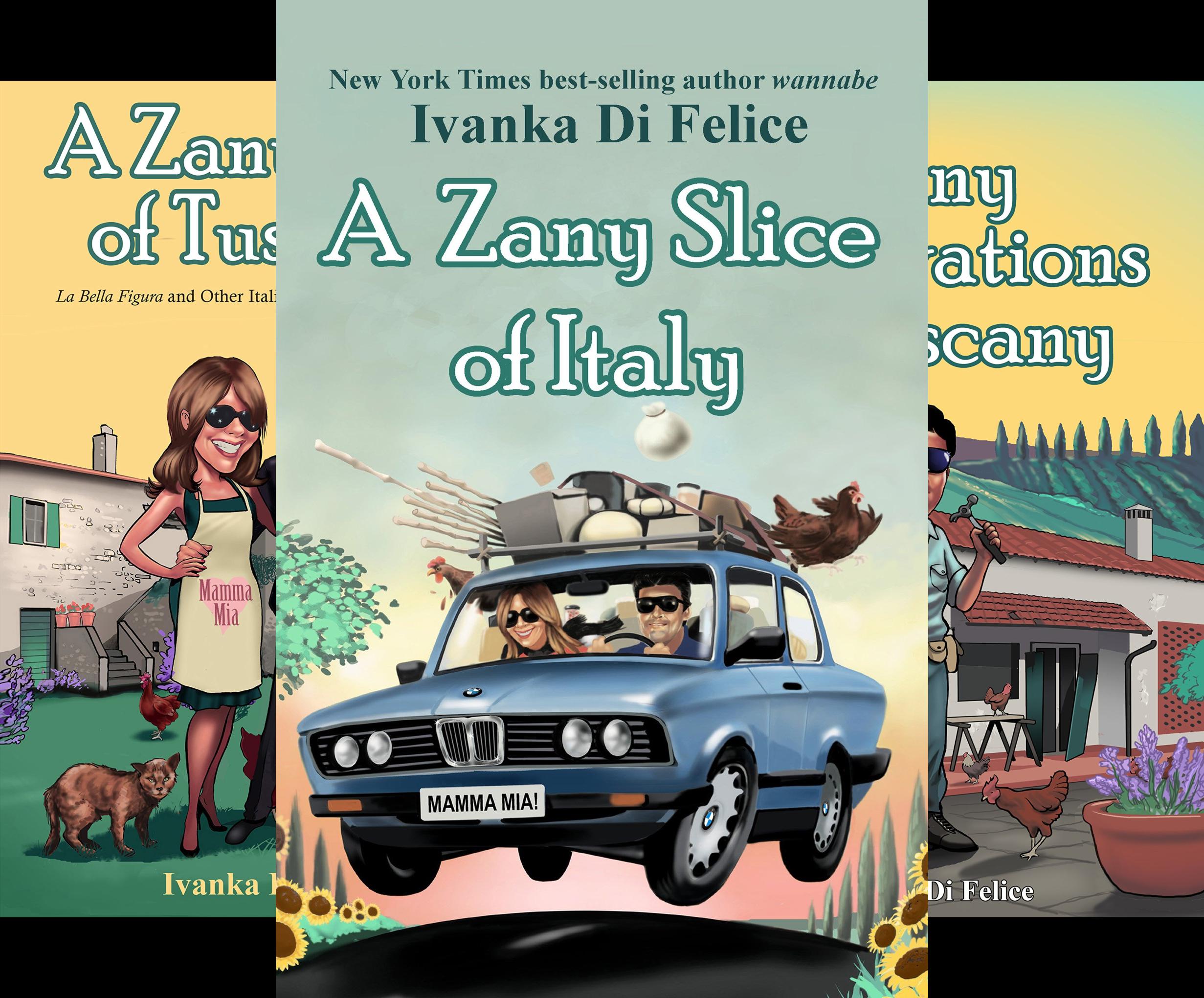 Italian Living (3 Book Series)