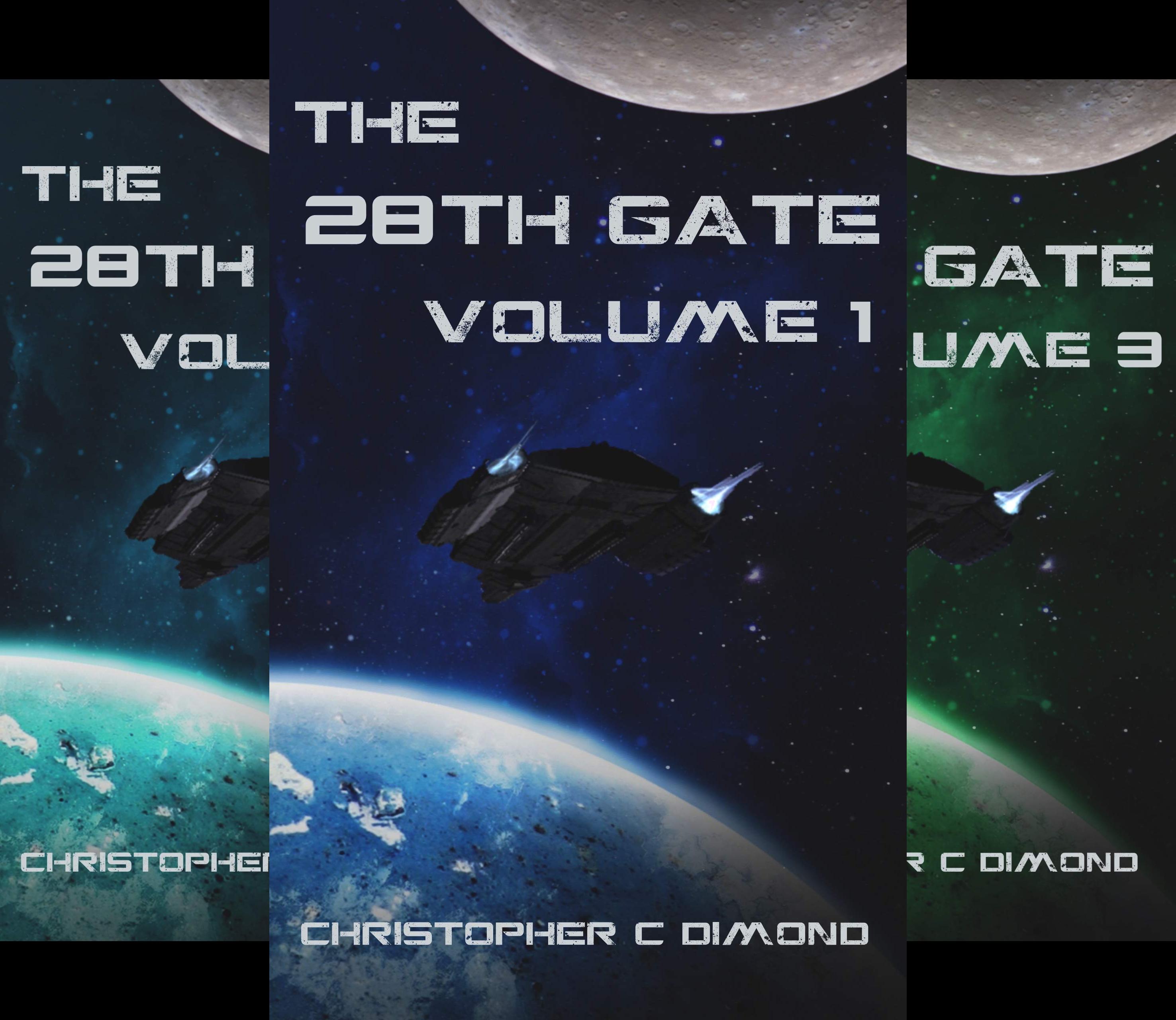 28th Gate (4 Book Series)