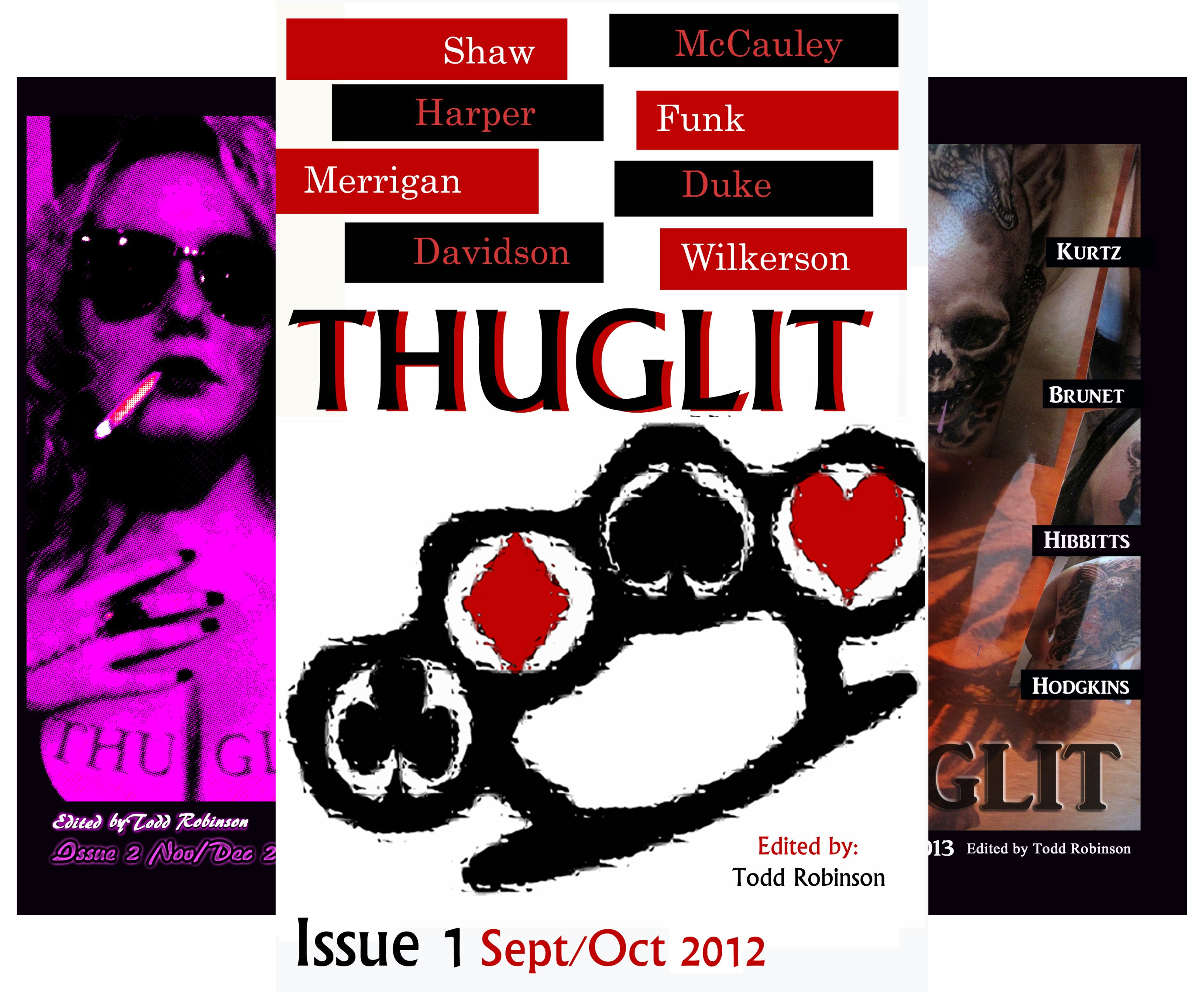 THUGLIT (14 Book Series)
