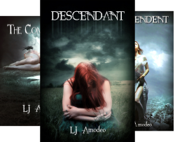 The Descendant Series (3 Book Series) by  L.J. Amodeo
