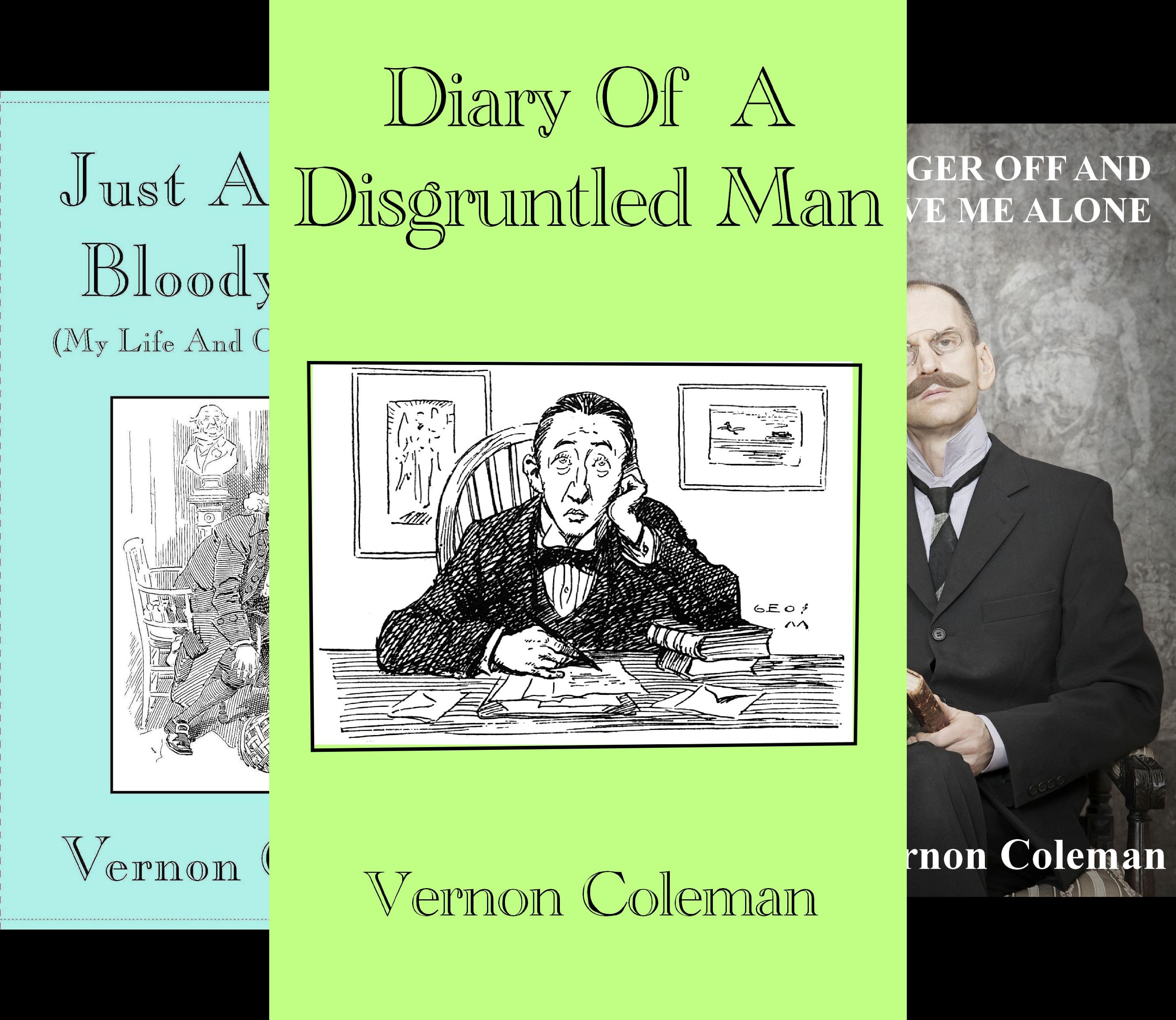 Vernon Coleman's Diaries (5 Book Series)
