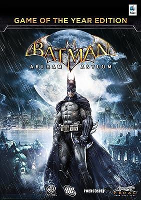 Batman: Arkham Asylum Game of the Year Edition (Mac) [Online Game Code]