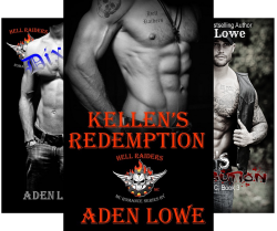 Hell Raiders MC (4 Book Series) by  Aden Lowe