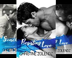 Behind Blue Lines (3 Book Series) by  Christine Zolendz