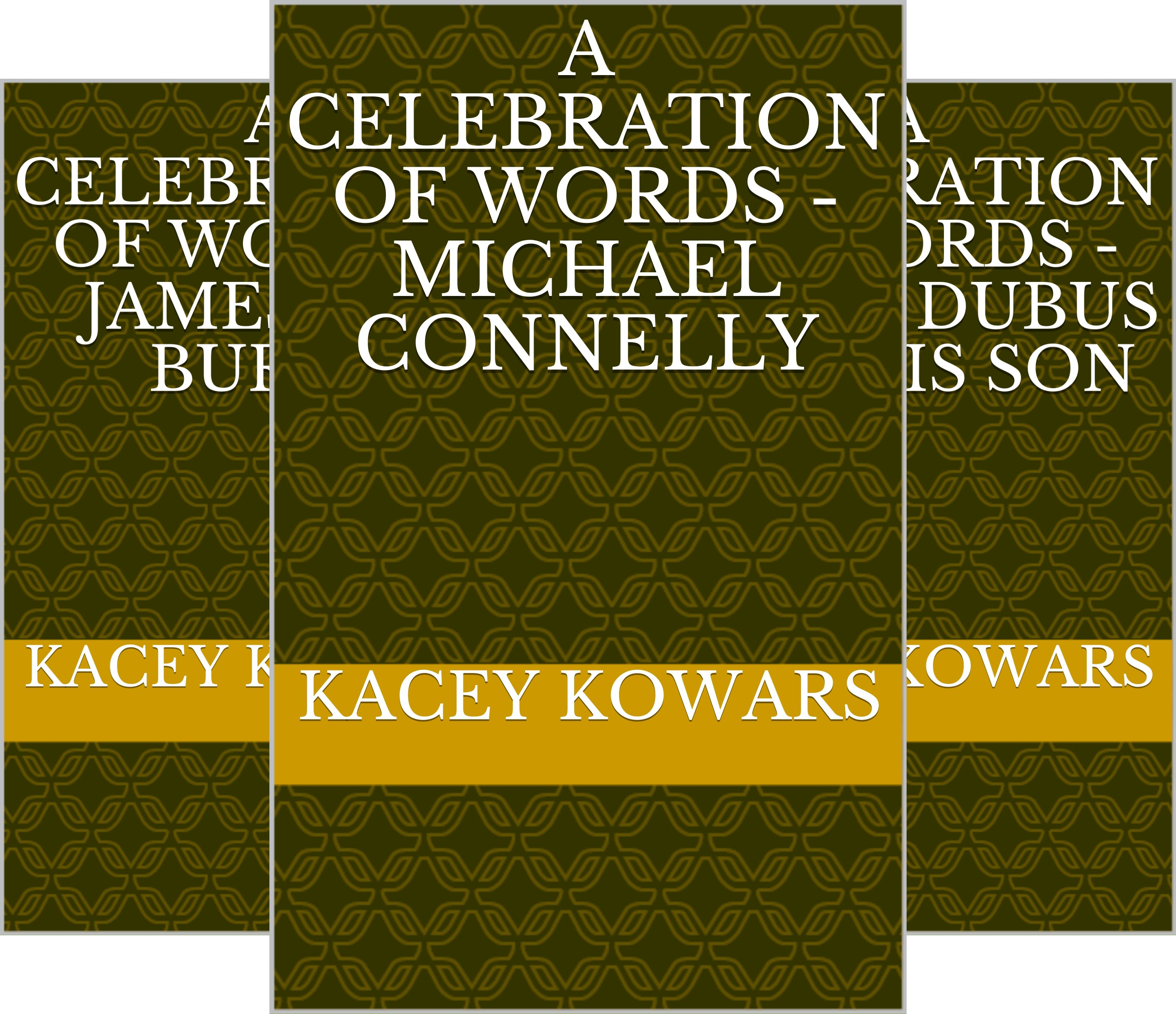 A Celebration of Words (3 Book Series)