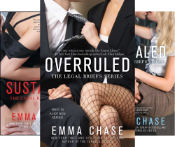The Legal Briefs Series (3 Book Series) by  Emma Chase