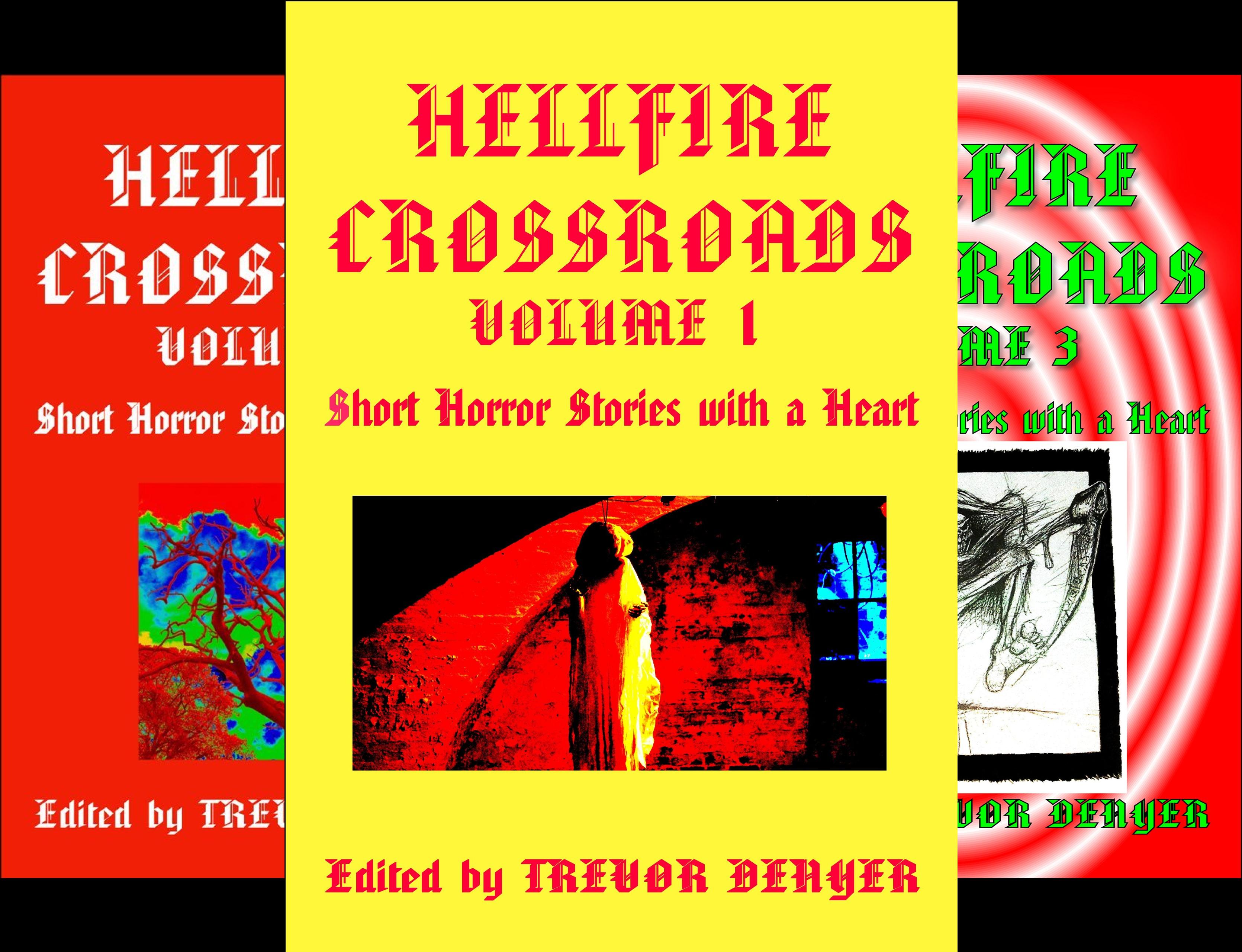 Hellfire Crossroads (6 Book Series)