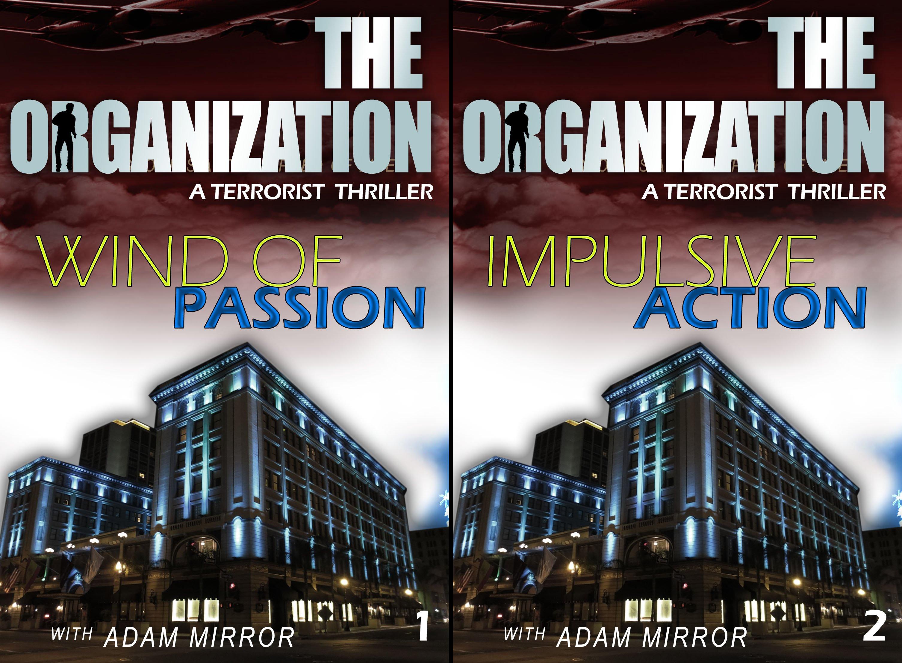 The Organization (2 Book Series)