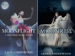 Moonrise (2 Book Series) by  Laura  Greenwood Laura Greenwood