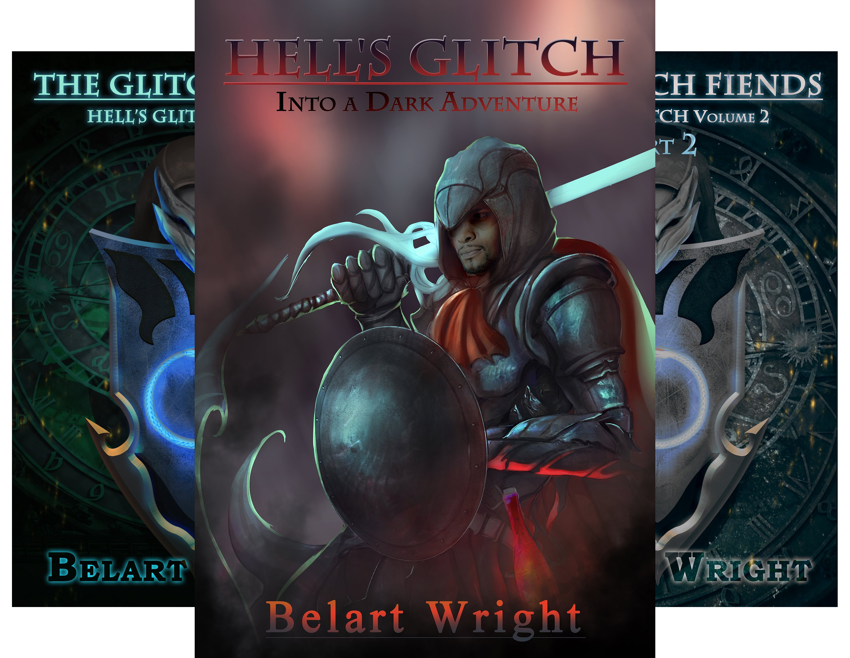 Hell's Glitch (3 Book Series)