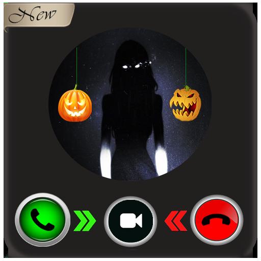 Halloween Ghost Caller Id - New Mode Caller Phone -