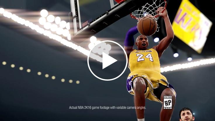 Nba 2k17 Kobe Haters Vs Players Trailer