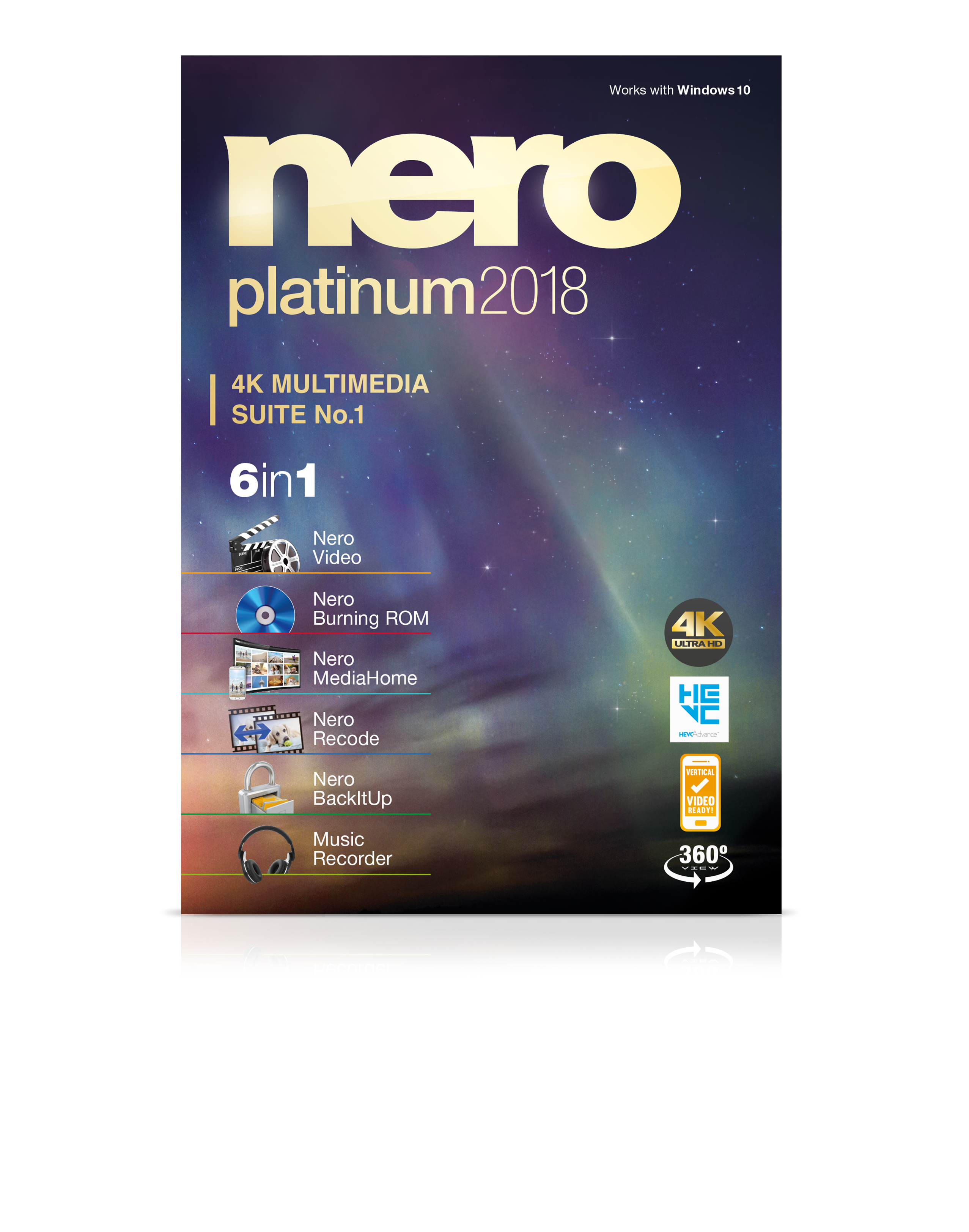 Nero Platinum 2018 [Download]
