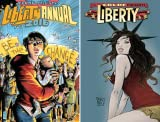 img - for CBLDF Presents: Liberty (Collections) (2 Book Series) book / textbook / text book