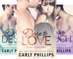 Dare to Love (6 Book Series) by  Carly Phillips