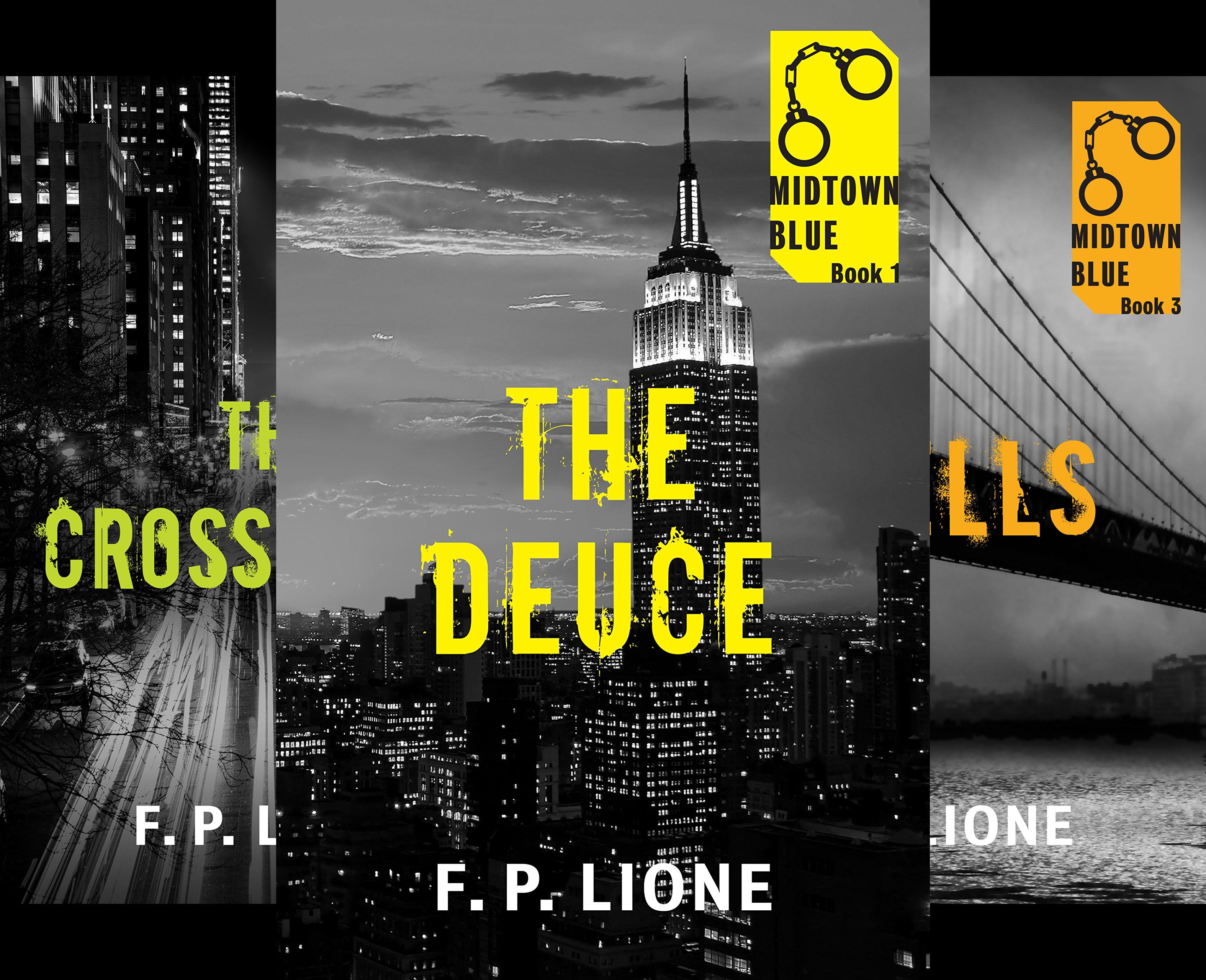 Midtown Blue (4 Book Series)