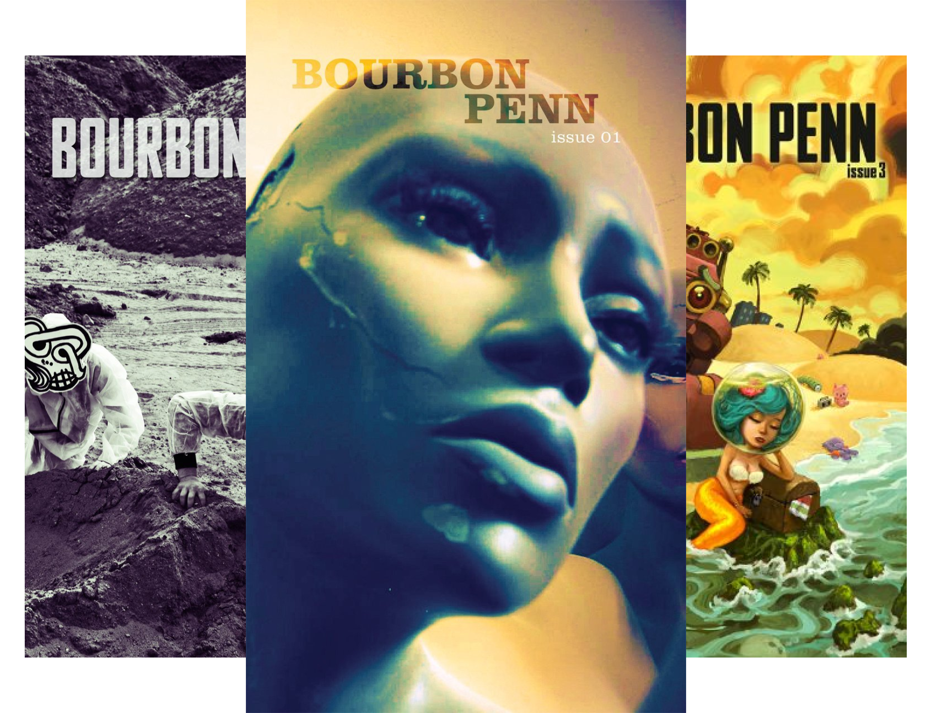 Bourbon Penn (15 Book Series)