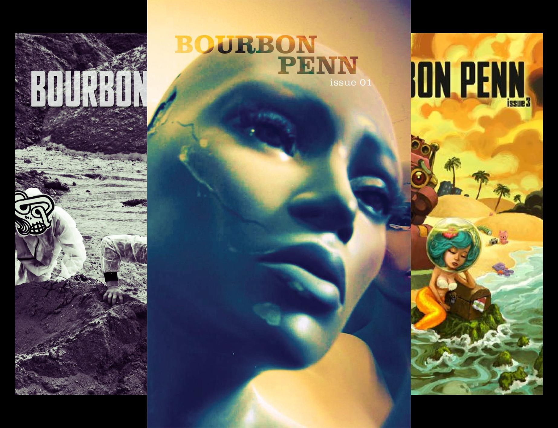 Bourbon Penn (15 Book Series)