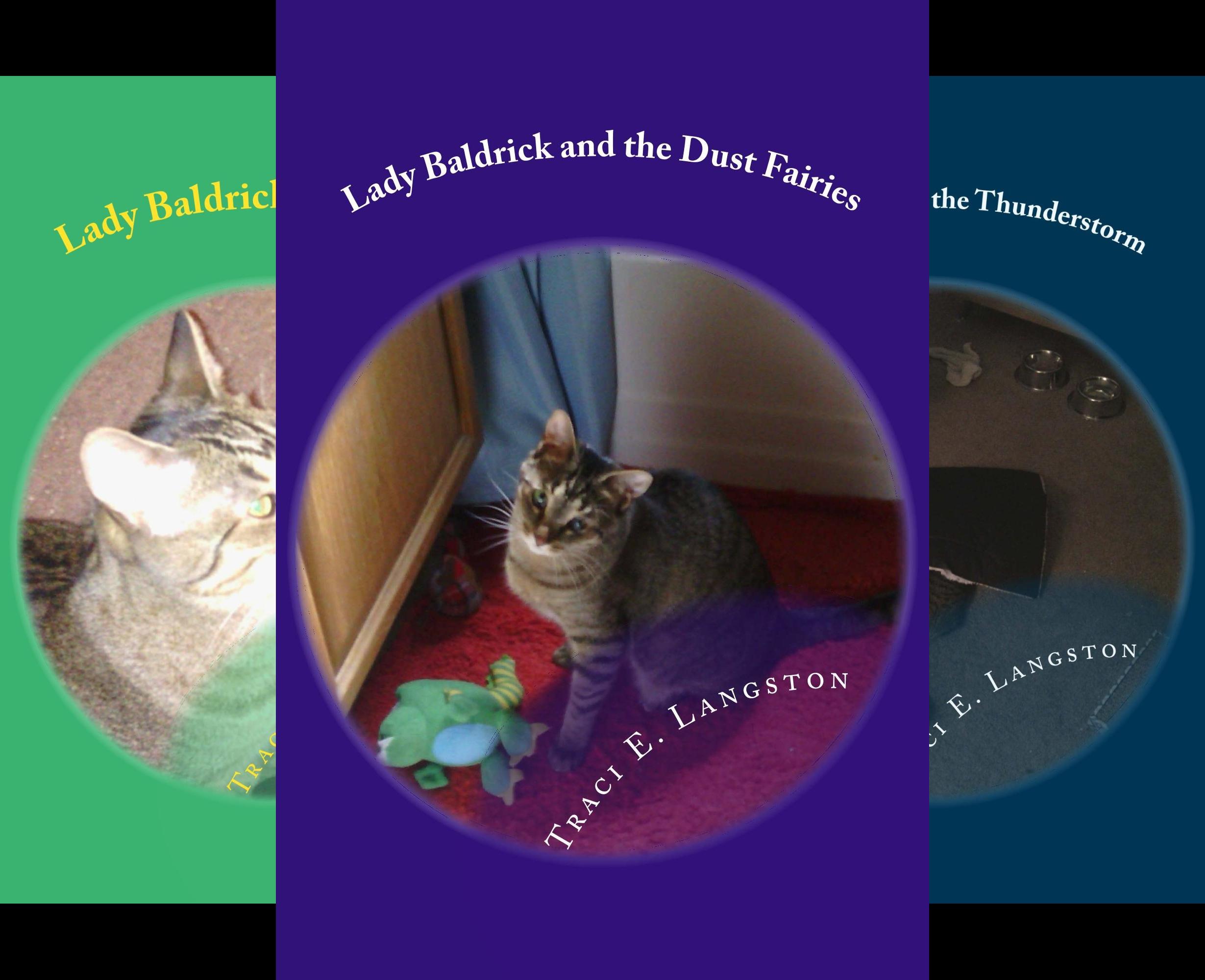 The Lady Baldrick Books (4 Book Series)