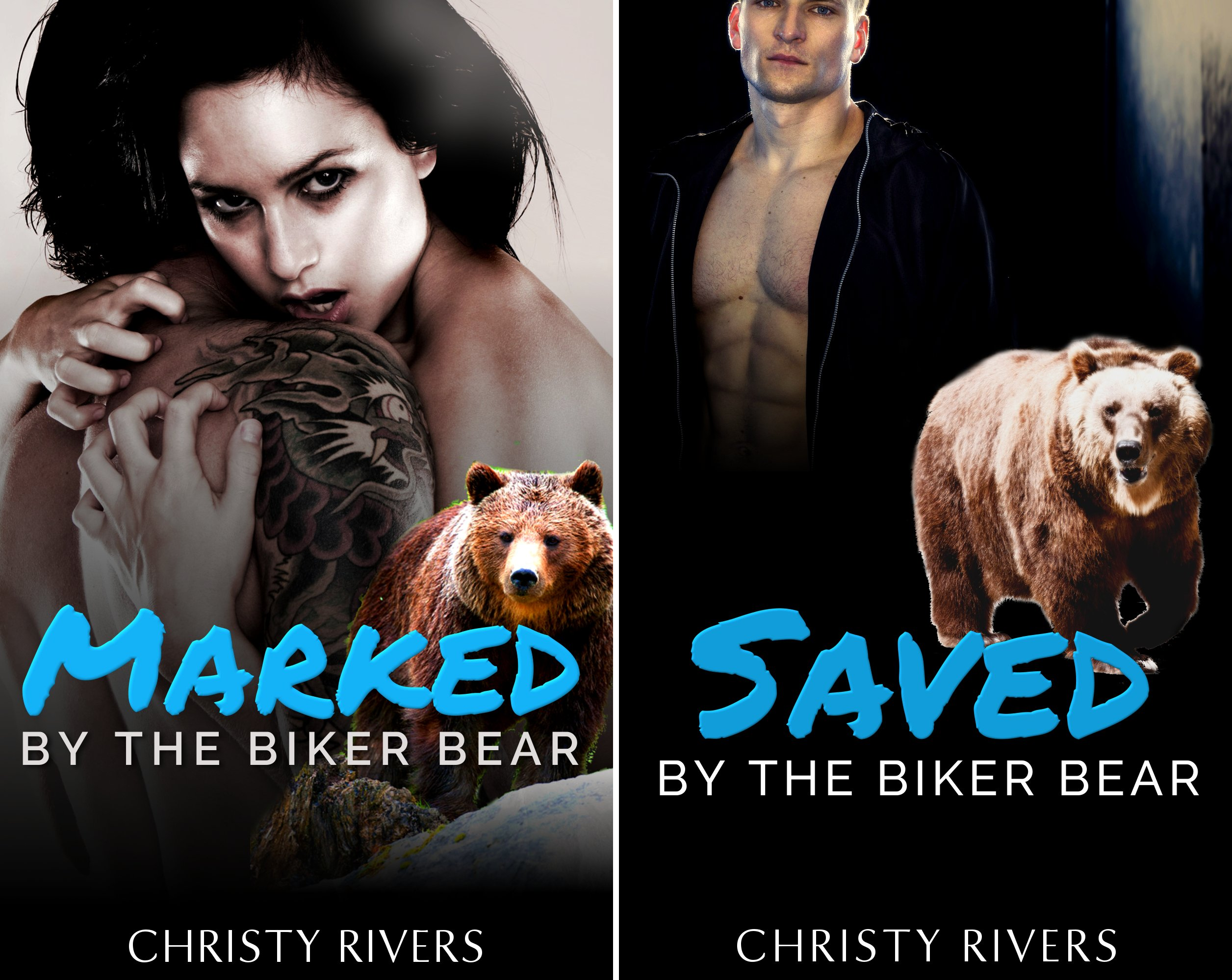 Grizzly Riders MC (2 Book Series)