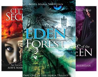 The Saskia Trilogy (3 Book Series)