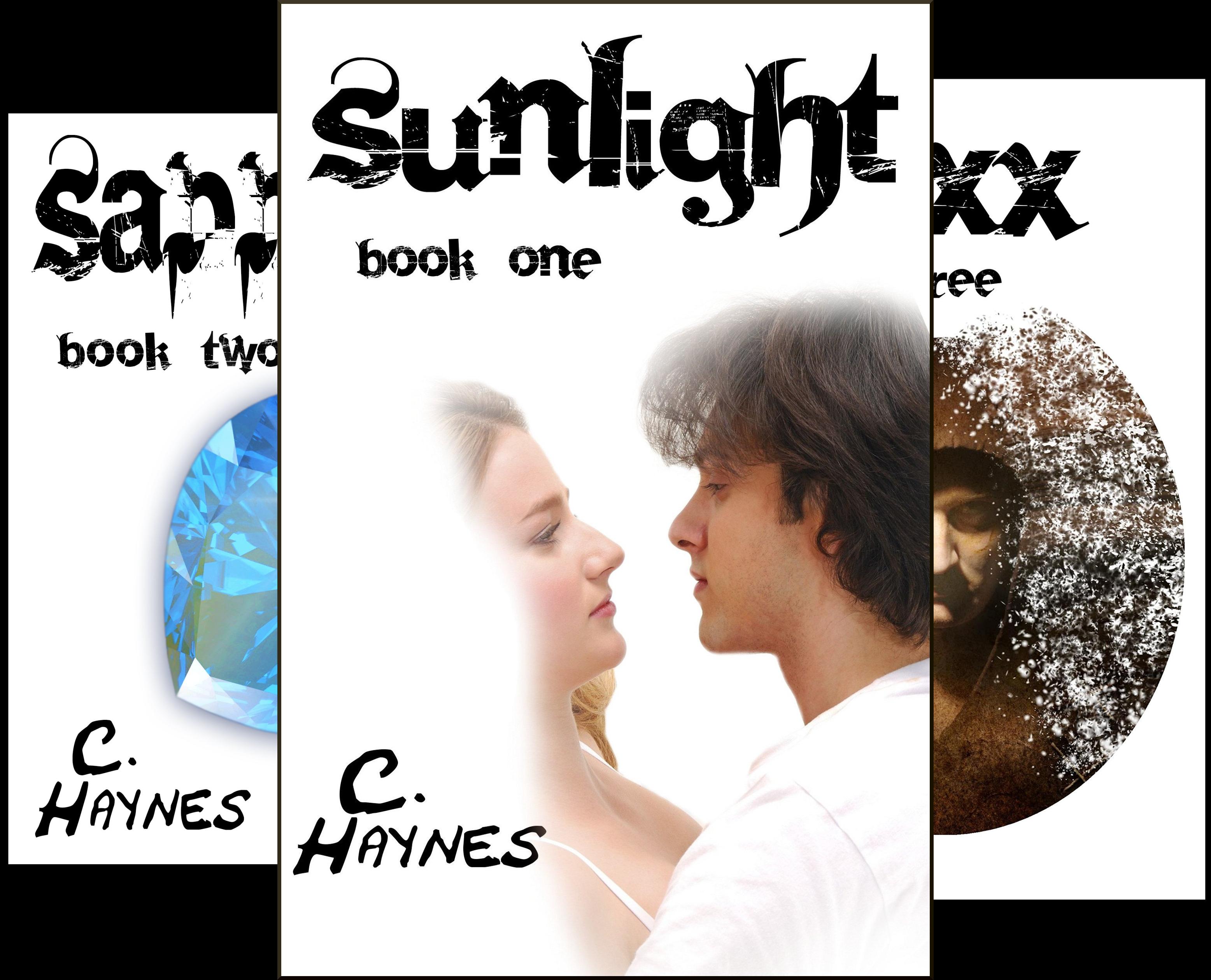 Sunlight (3 Book Series)